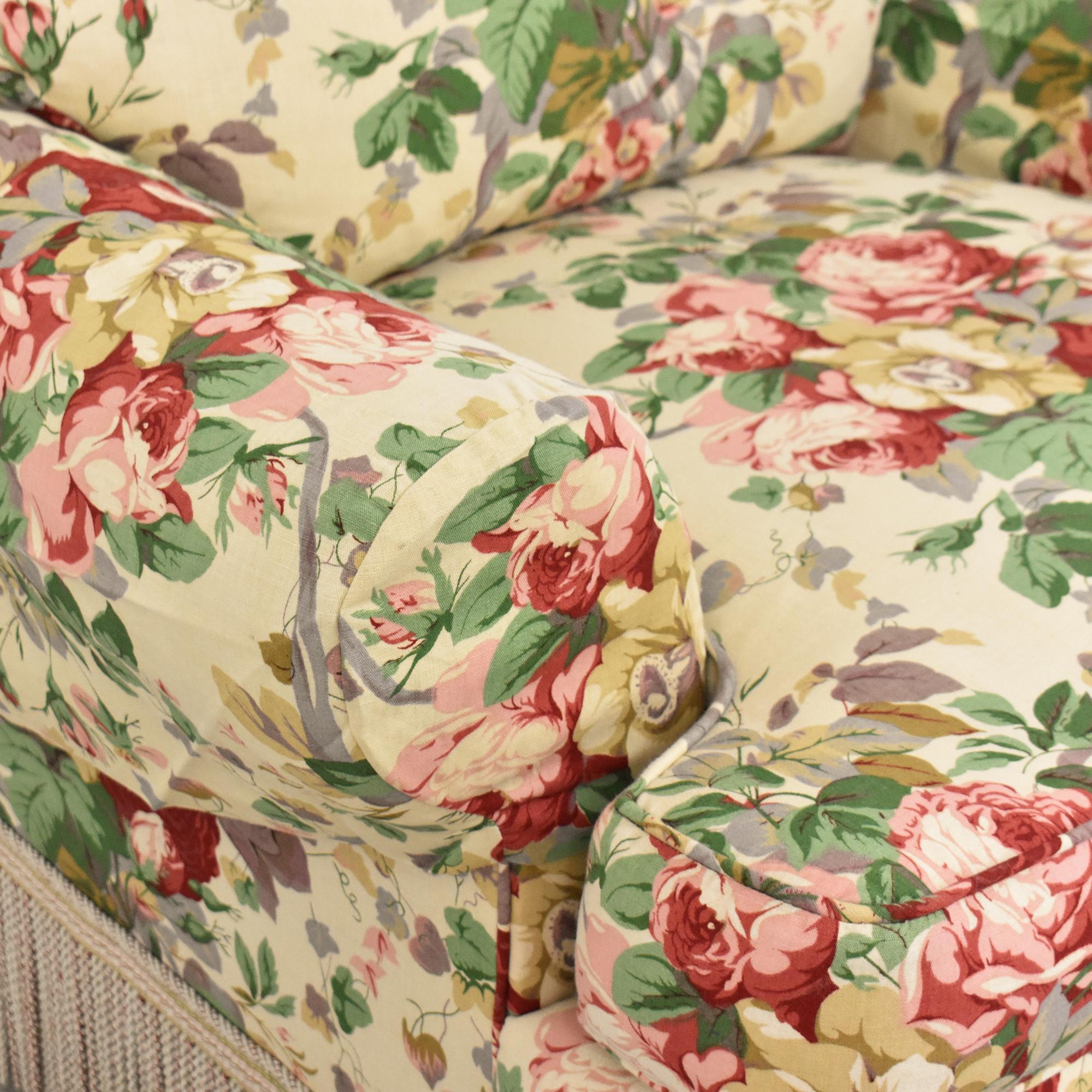 Lee Jofa Lee Jofa Floral Club Chair Chairs