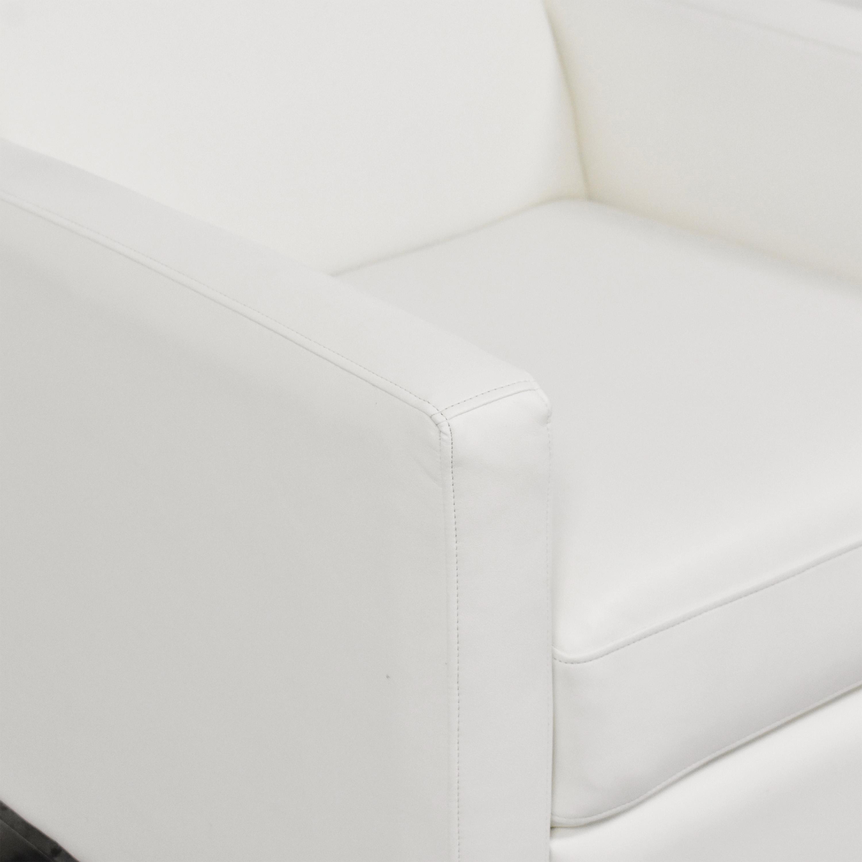 Orren Ellis Lionel Manual Recliner by Safavieh / Chairs