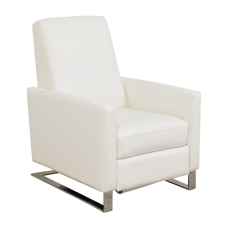 shop Orren Ellis Lionel Manual Recliner by Safavieh Orren Ellis Chairs