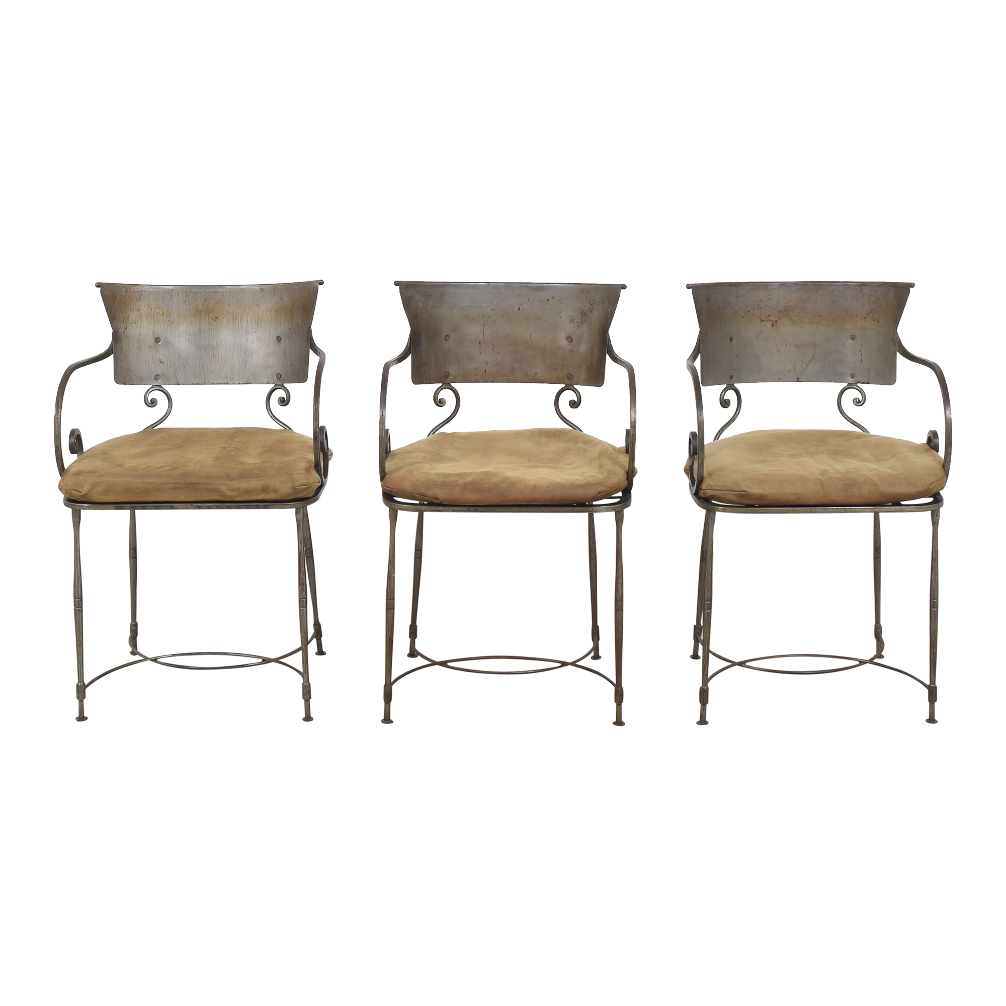 buy Bloomingdale's Art Deco-Style Chairs Bloomingdale's Dining Chairs