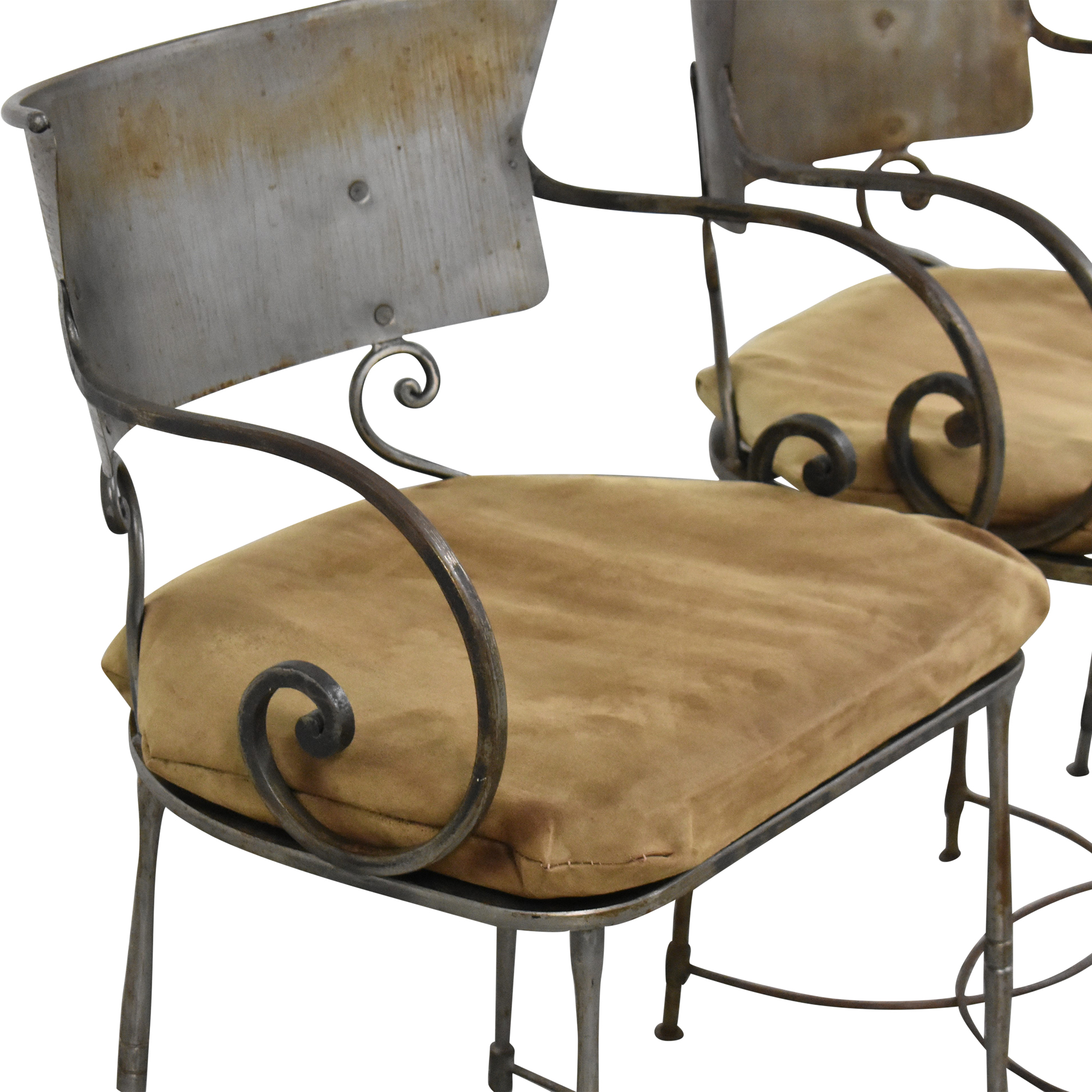 Bloomingdale's Art Deco-Style Chairs / Dining Chairs