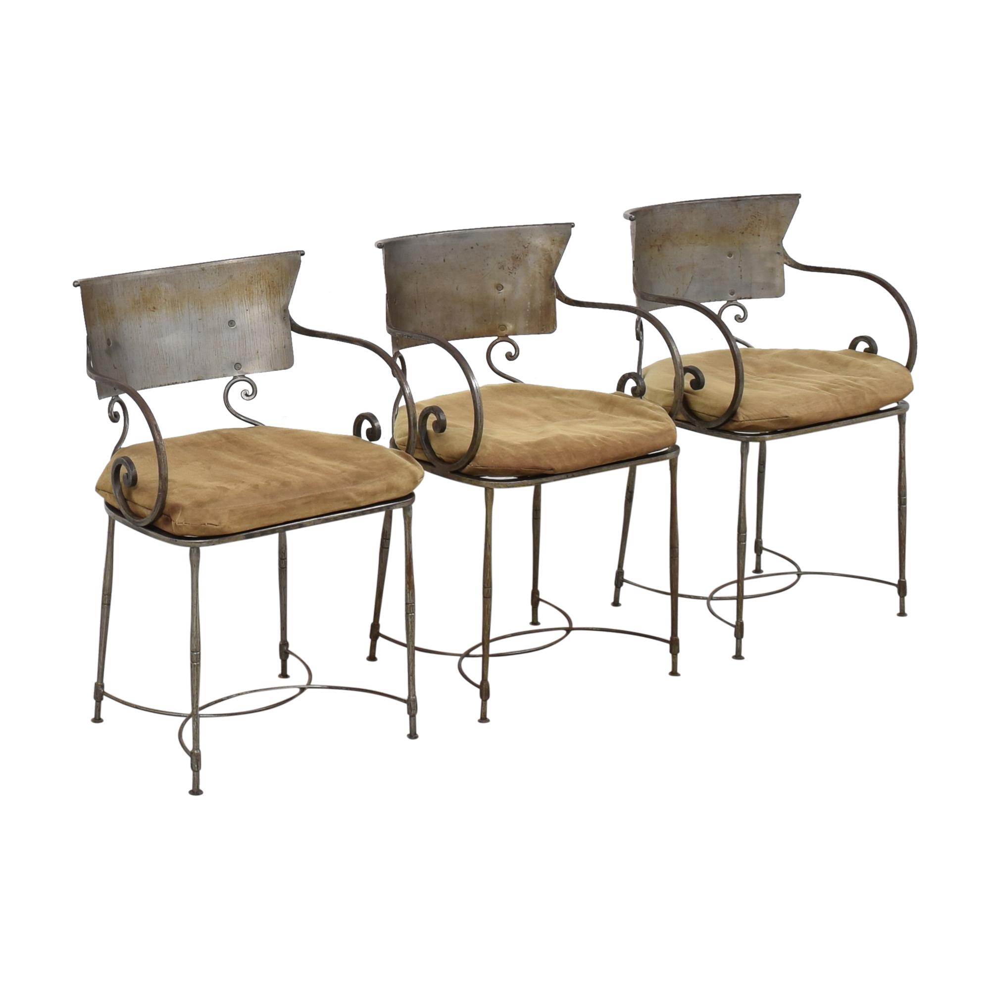Bloomingdale's Bloomingdale's Art Deco-Style Chairs pa