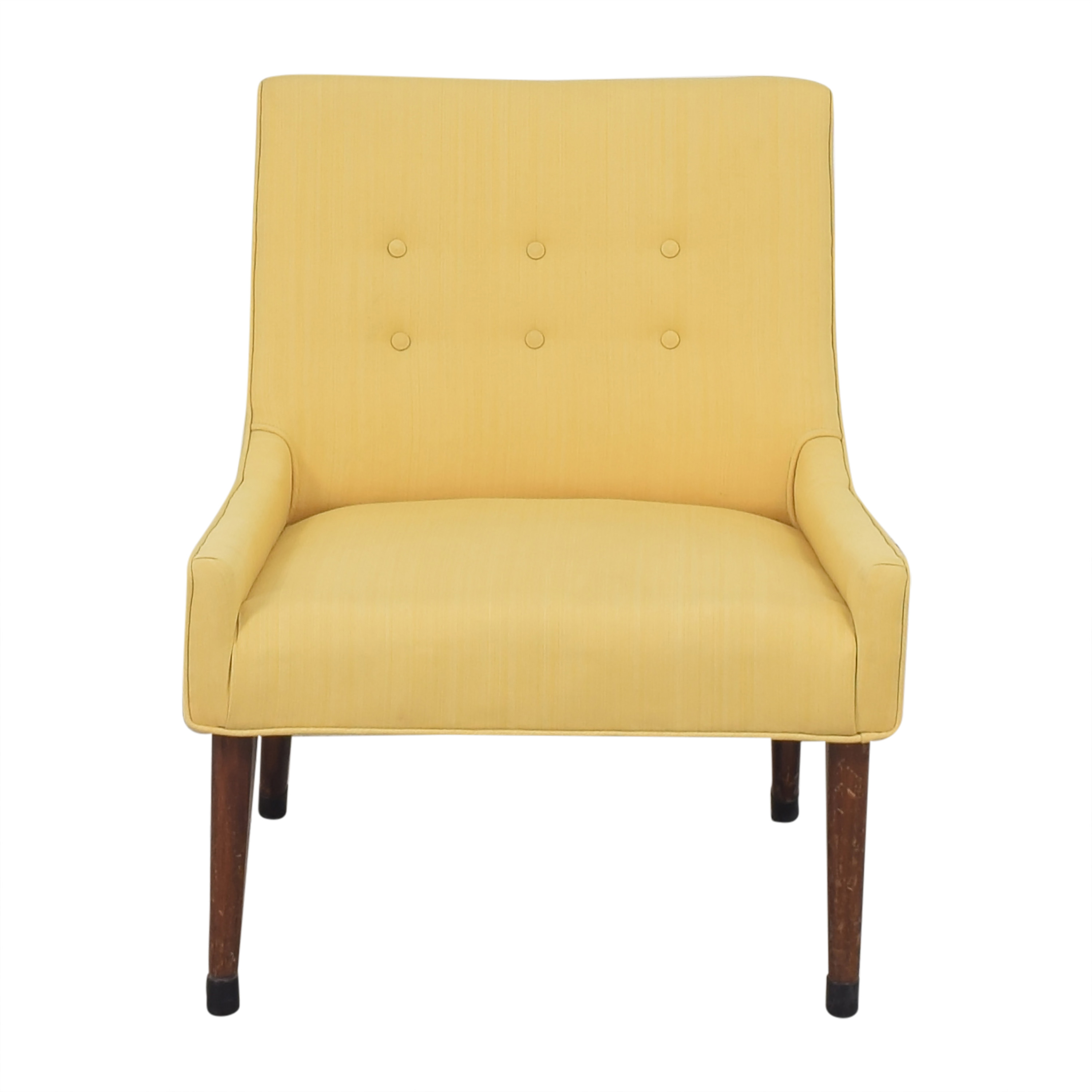Mid-Century Modern Accent Chair on sale
