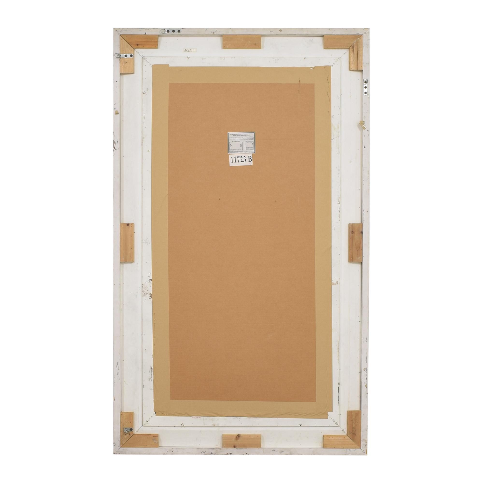 Custom Decorative Framed Wall Mirror Mirrors
