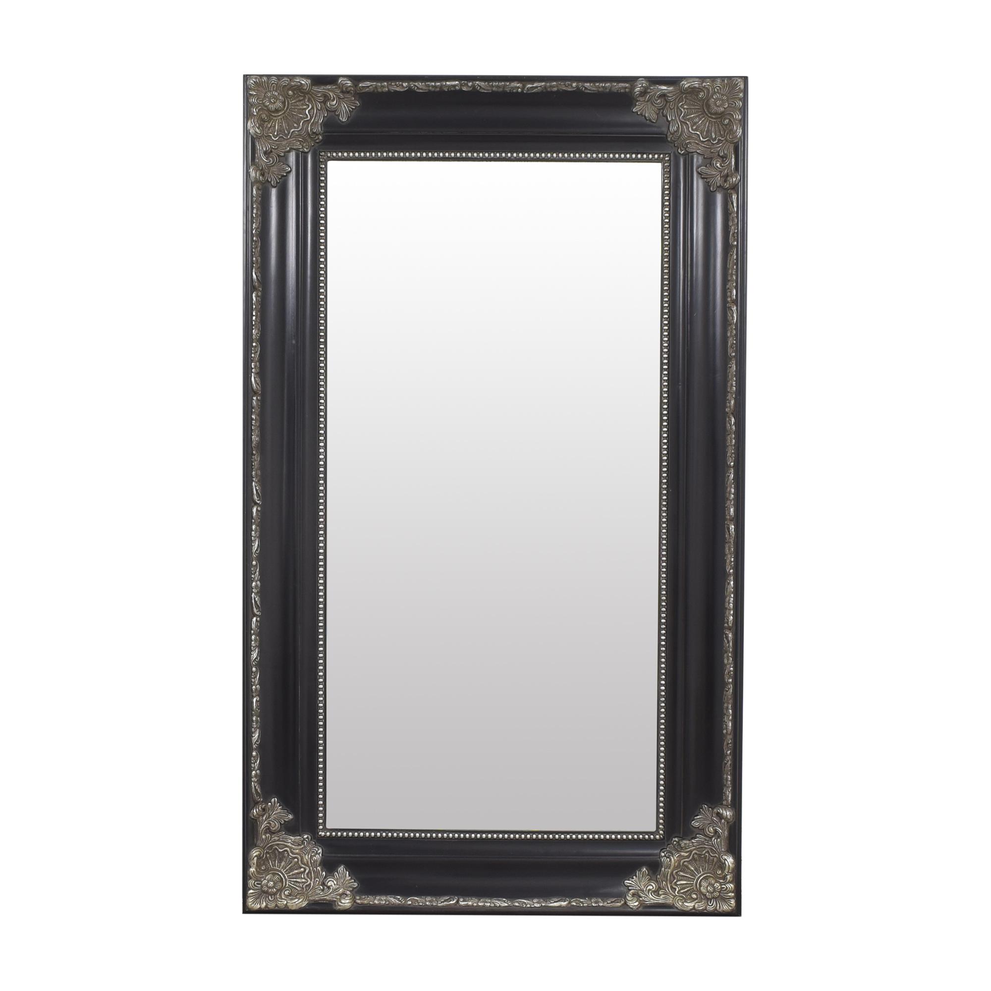 Custom Decorative Framed Wall Mirror pa