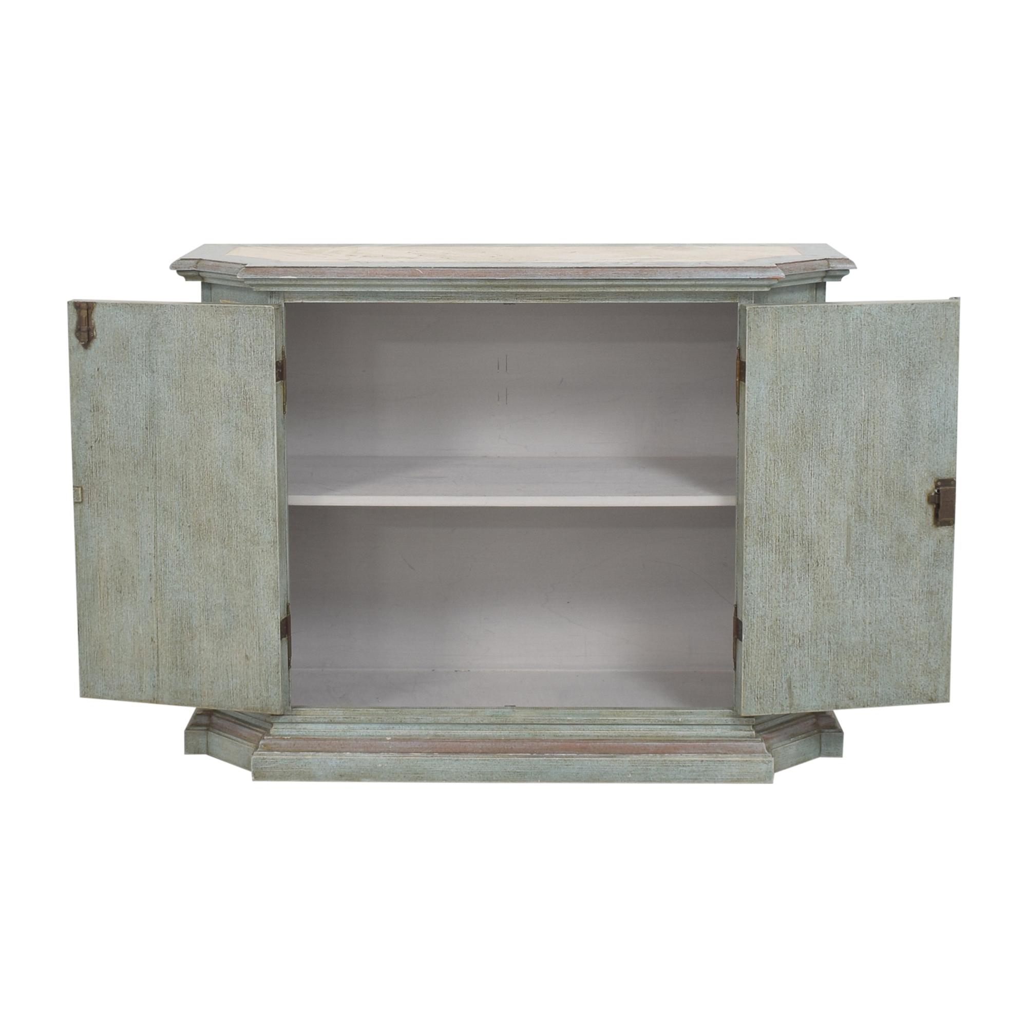 Vintage Painted Cabinet sale