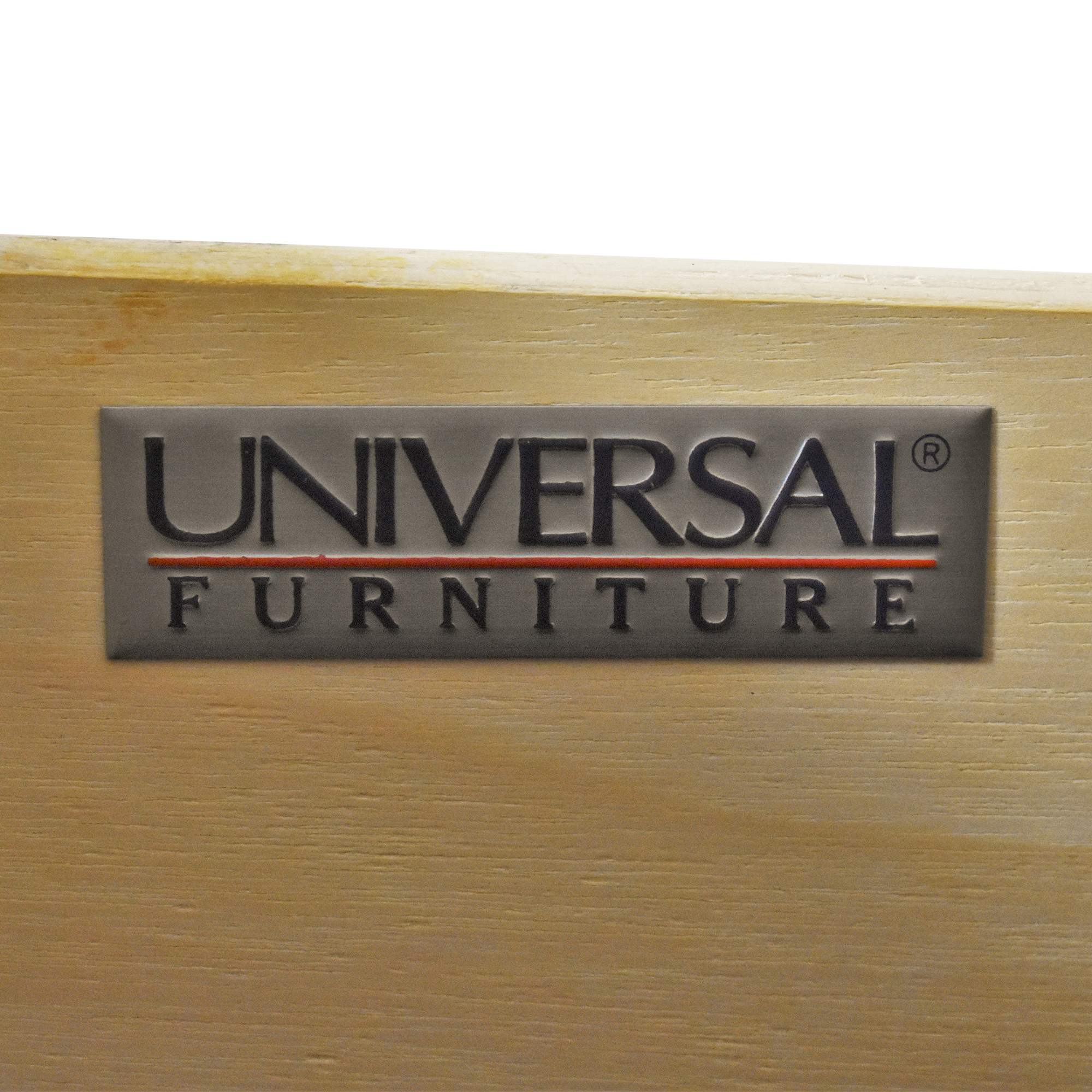 Universal Furniture Universal Furniture Double Dresser with Mirror for sale