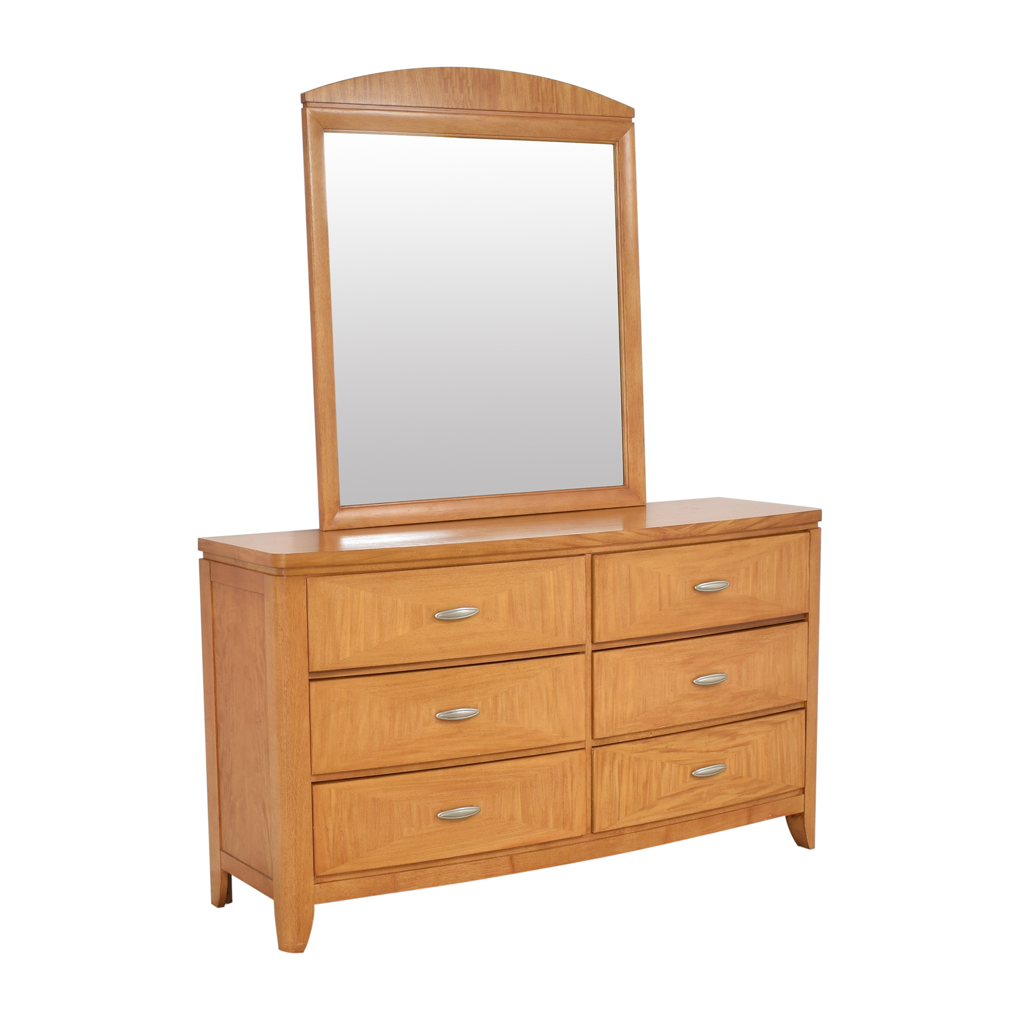 Universal Furniture Universal Furniture Double Dresser with Mirror coupon