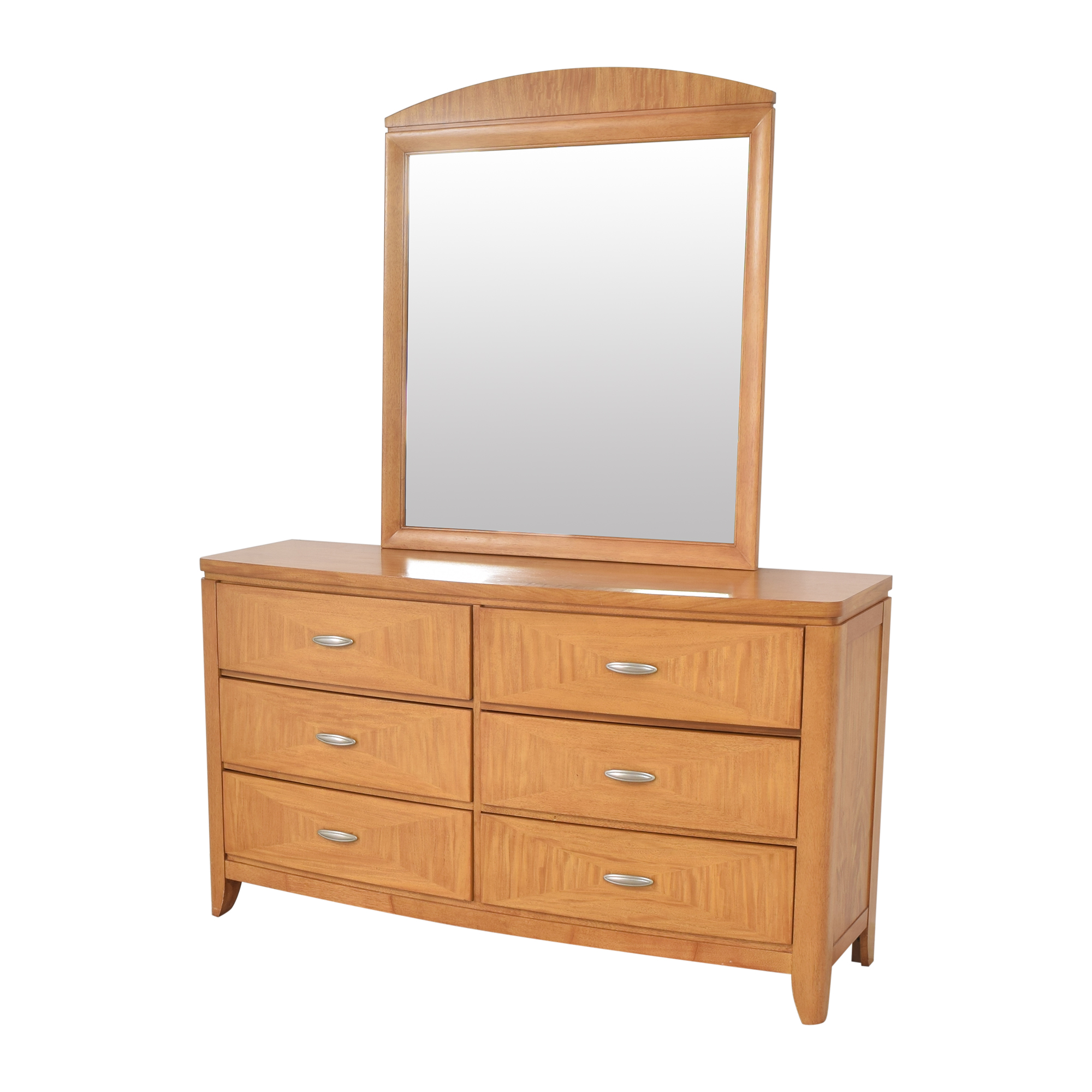 buy Universal Furniture Double Dresser with Mirror Universal Furniture Dressers