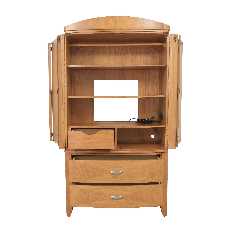Universal Furniture Three Drawer Media Armoire sale