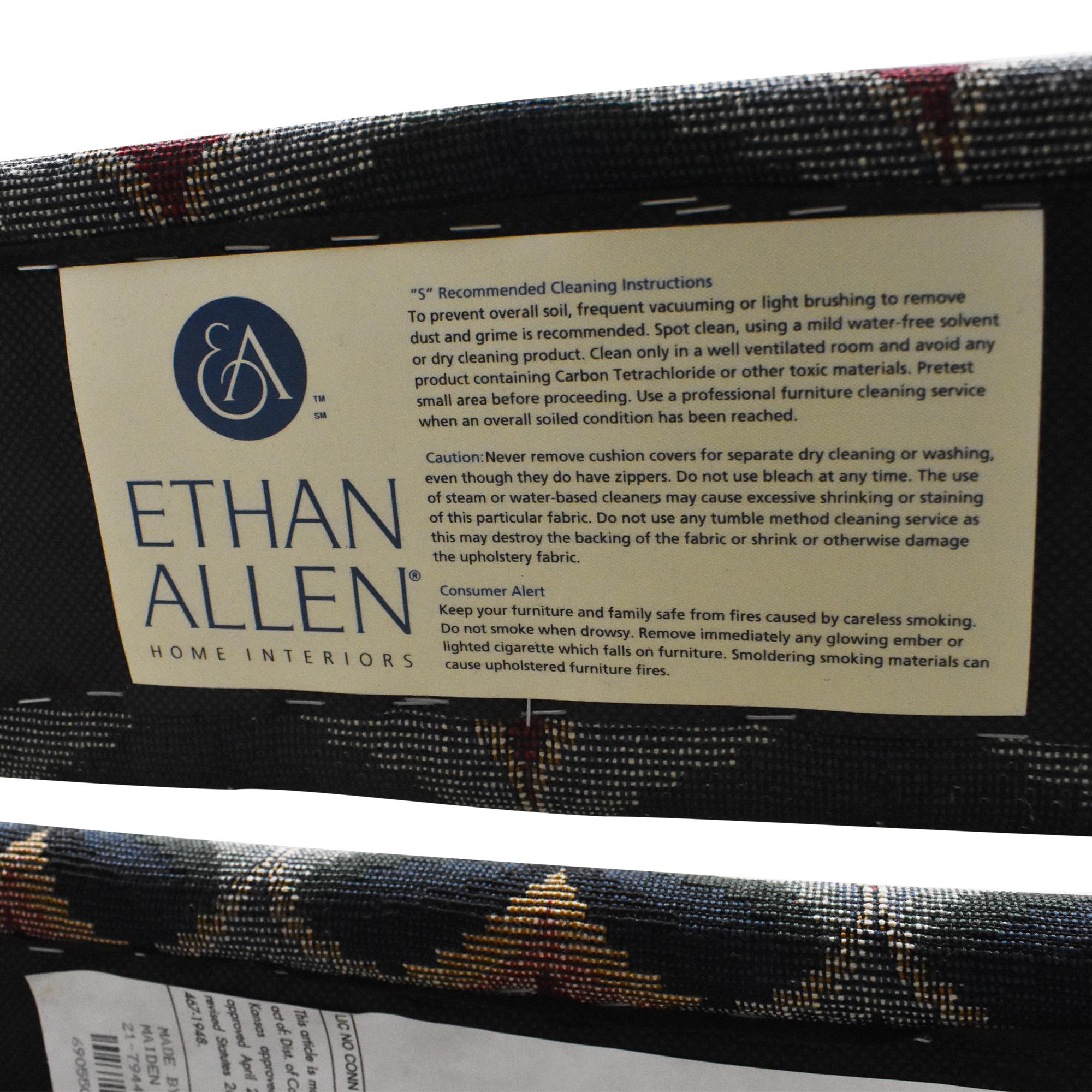 shop Ethan Allen Ethan Allen Mission-Style Recliner online