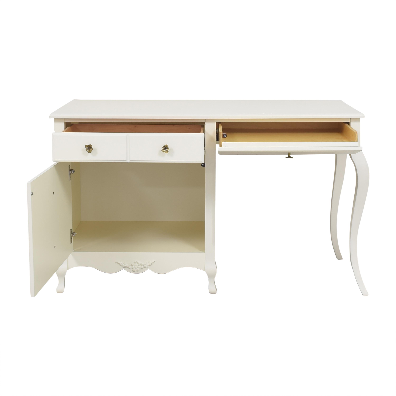 Natart Natart Pedestal Desk Tables