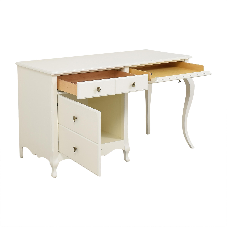 buy Natart Pedestal Desk Natart