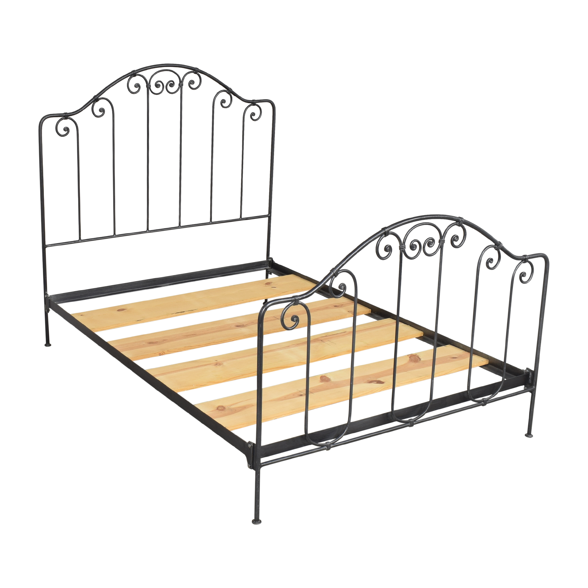 Charles P. Rogers Charles P. Rogers Breton Full Bed on sale