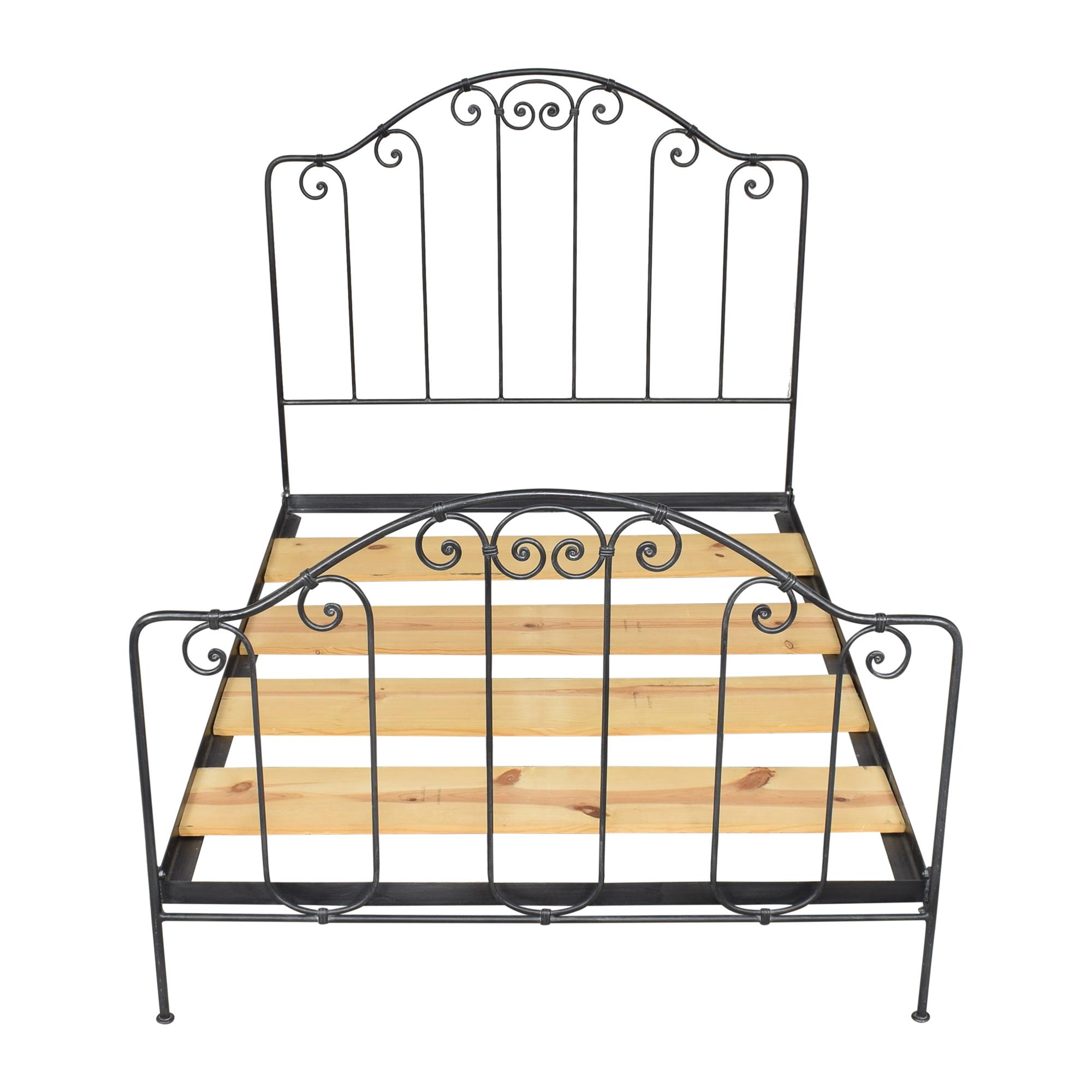 Charles P. Rogers Breton Full Bed sale
