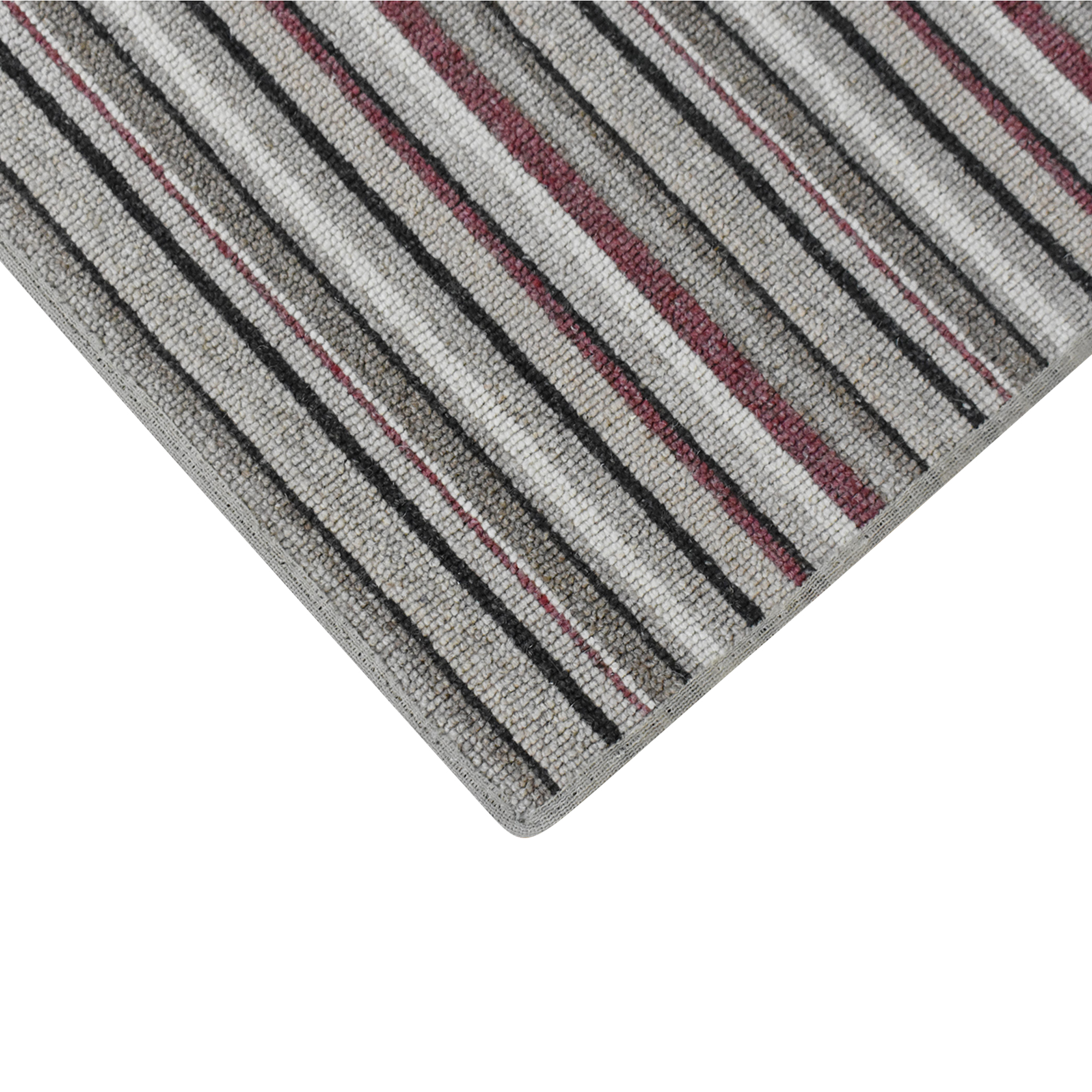 Striped Area Rug ct