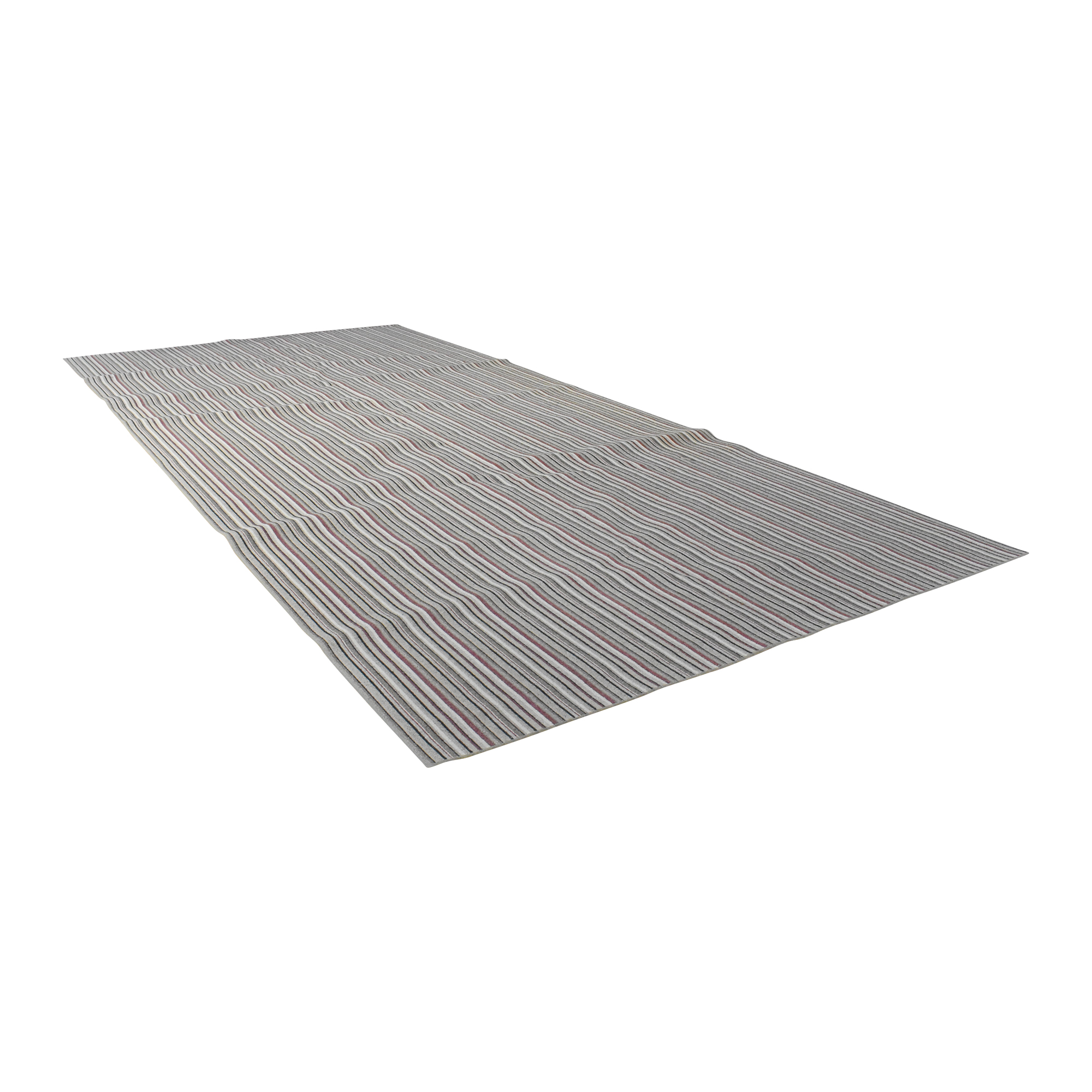 Striped Area Rug coupon