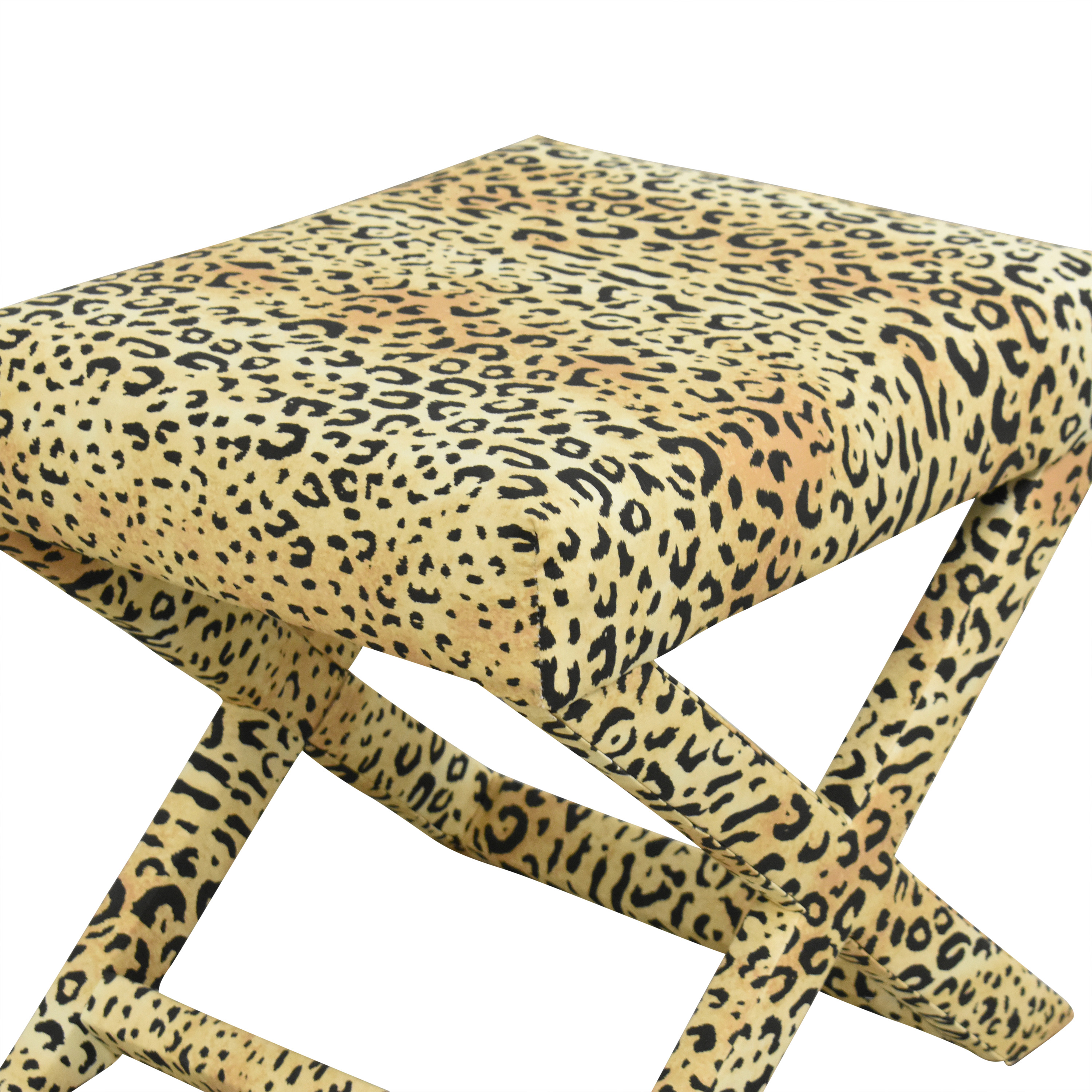 The Inside The Inside Leopard X Bench on sale