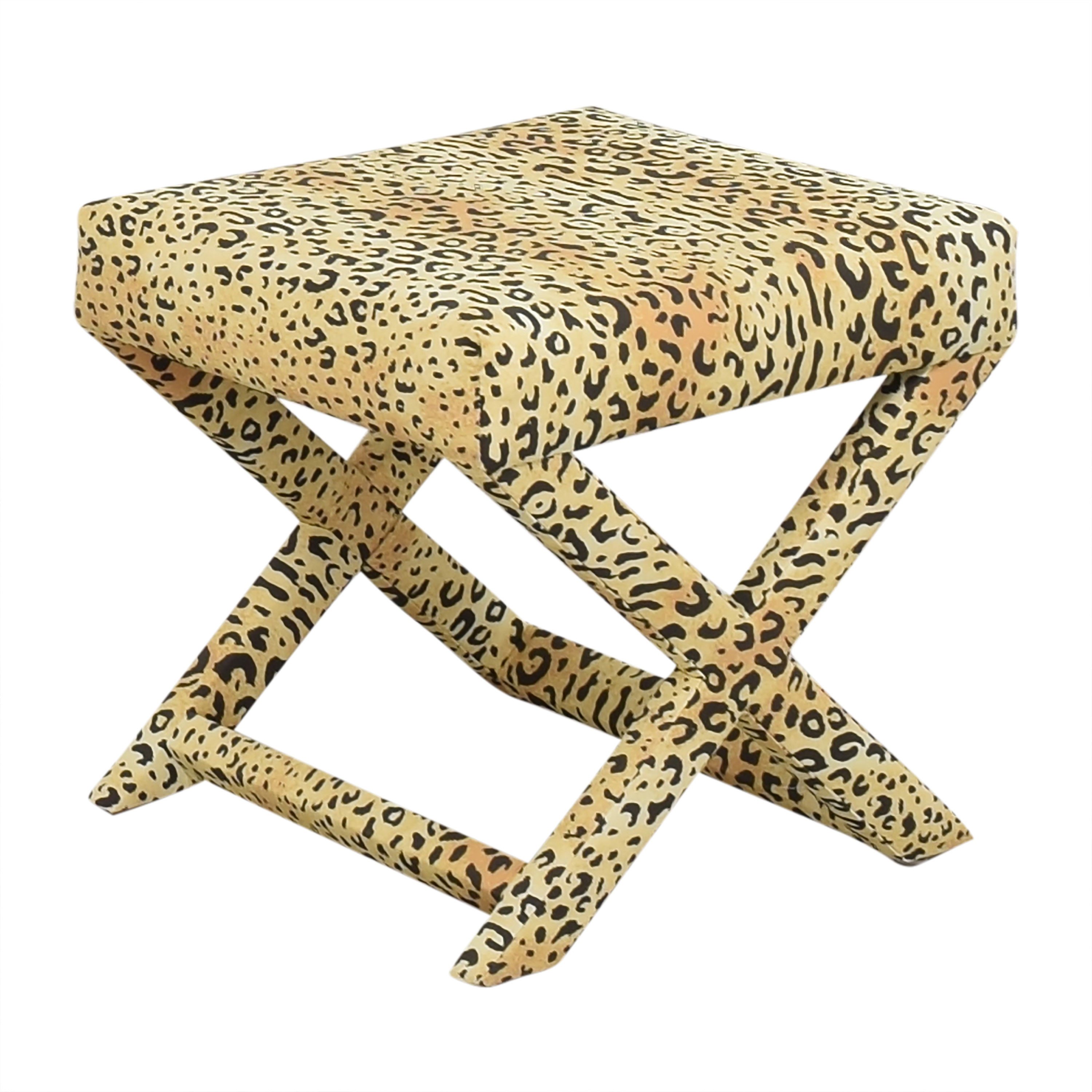 The Inside The Inside Leopard X Bench discount