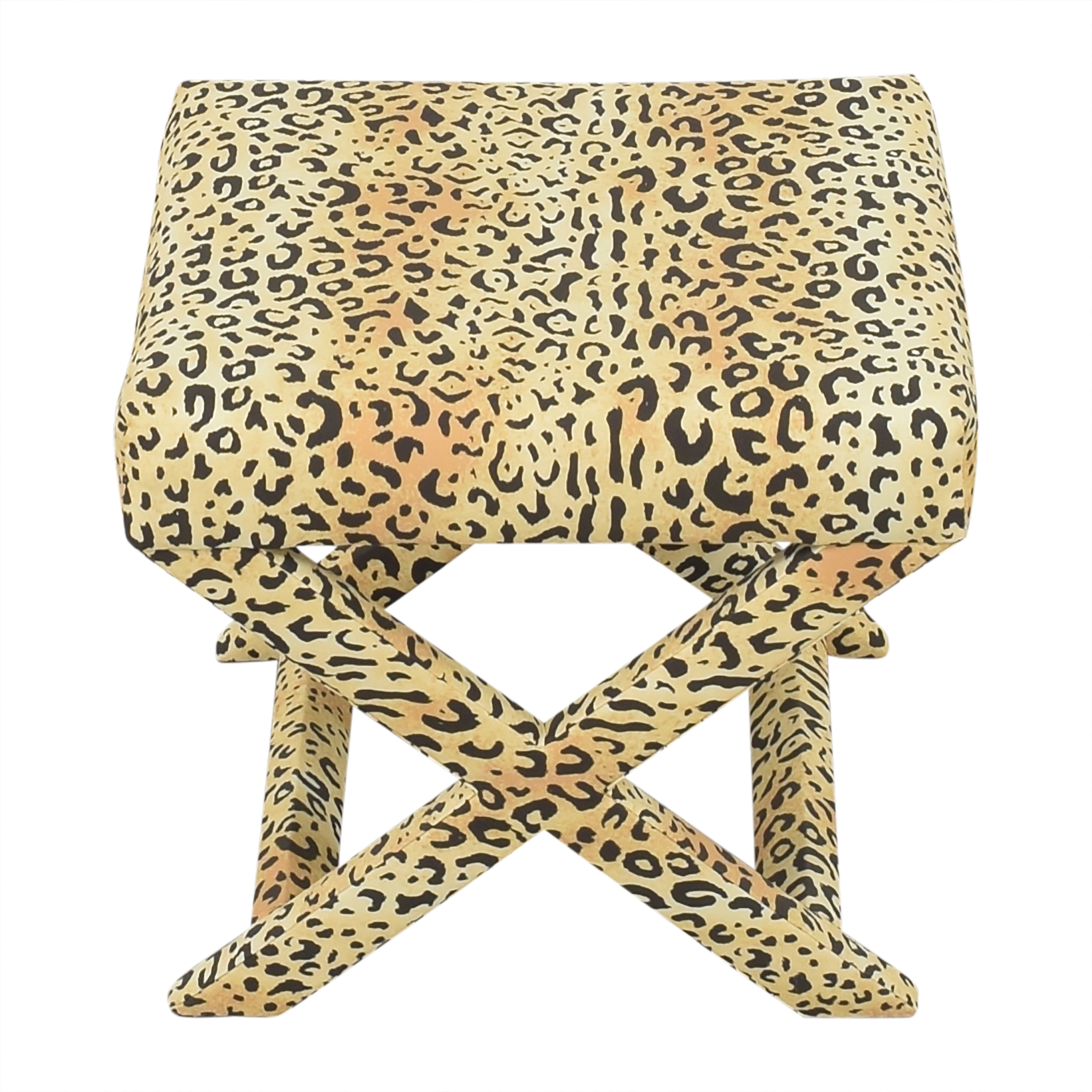The Inside The Inside Leopard X Bench pa