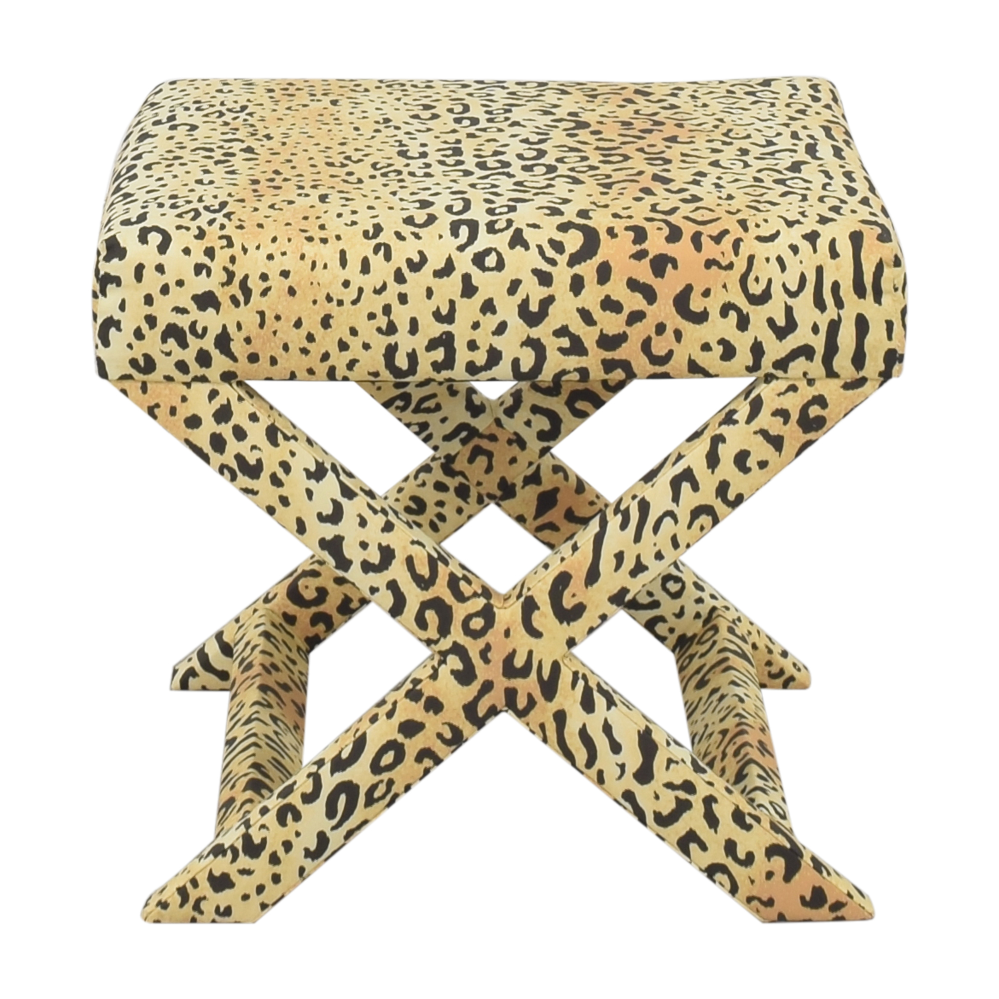 The Inside The Inside Leopard X Bench ct