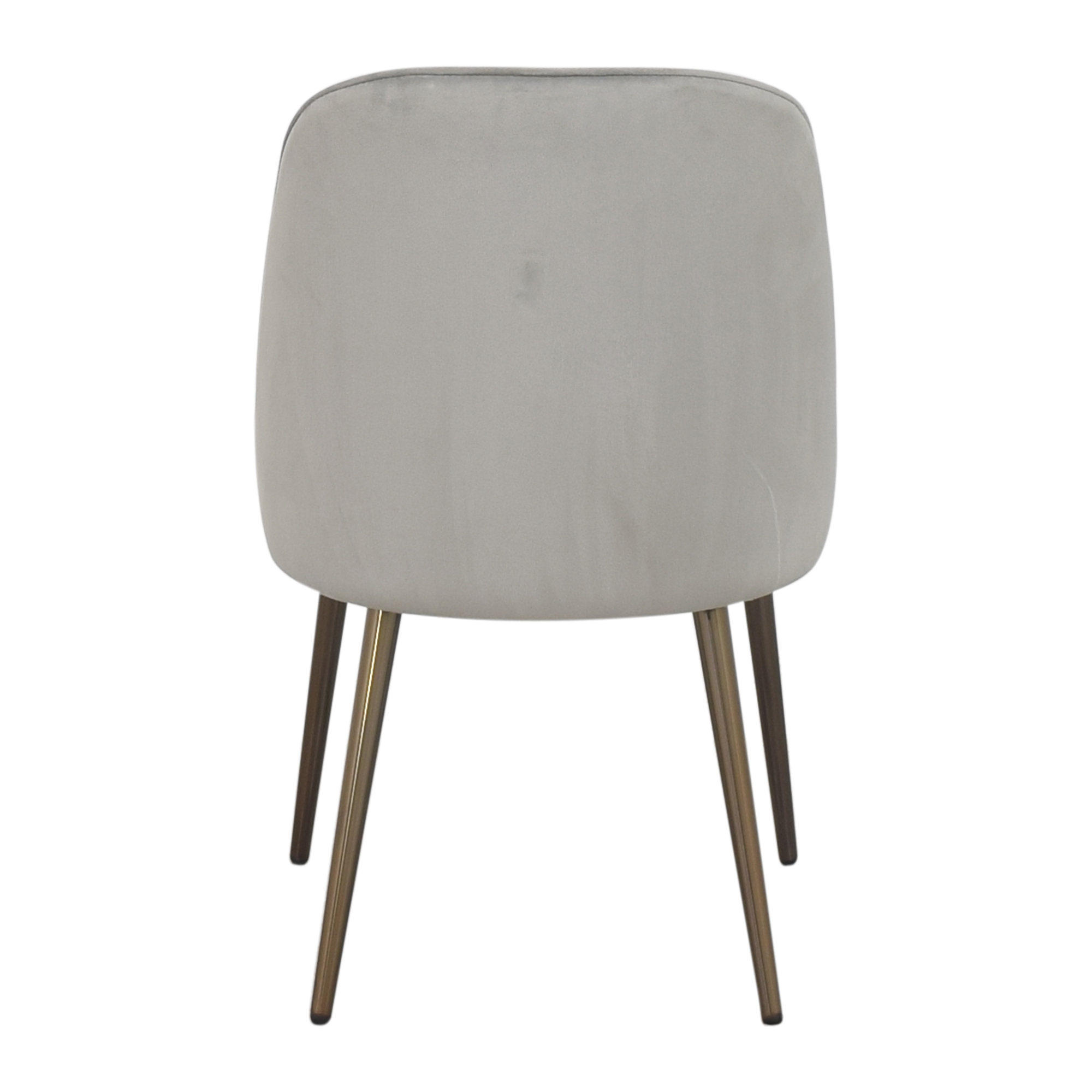 West Elm West Elm Mid Century Upholstered Dining Chair Chairs