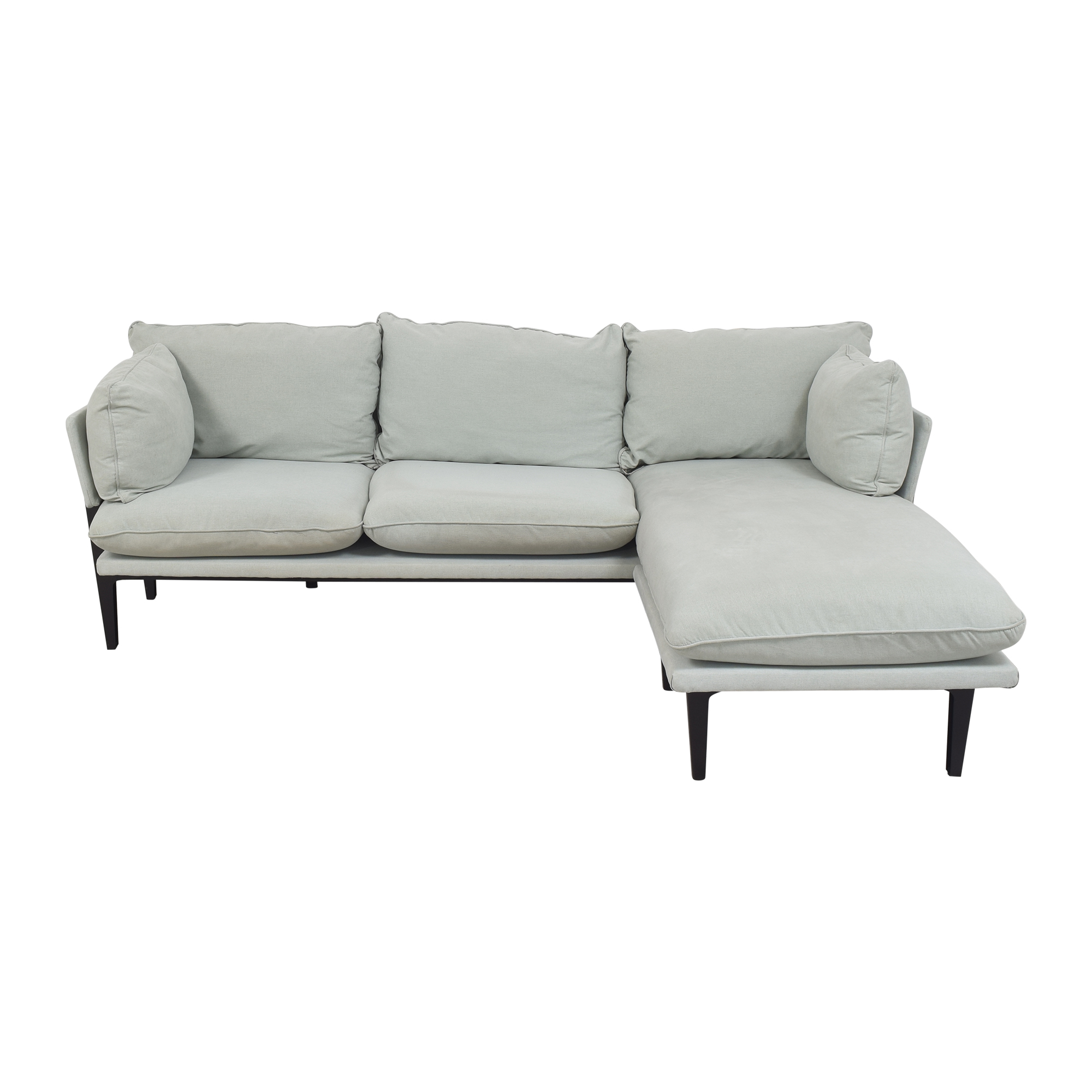 Floyd Floyd The Sofa Three Seater and Chaise coupon