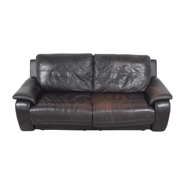 Raymour & Flanigan Raymour & Flanigan Reclining Sofa used