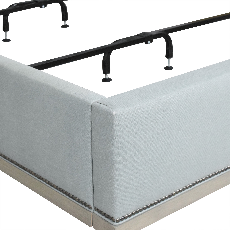 shop Vanguard Furniture Michael Weiss Cleo Tufted California King Bed  Vanguard Furniture