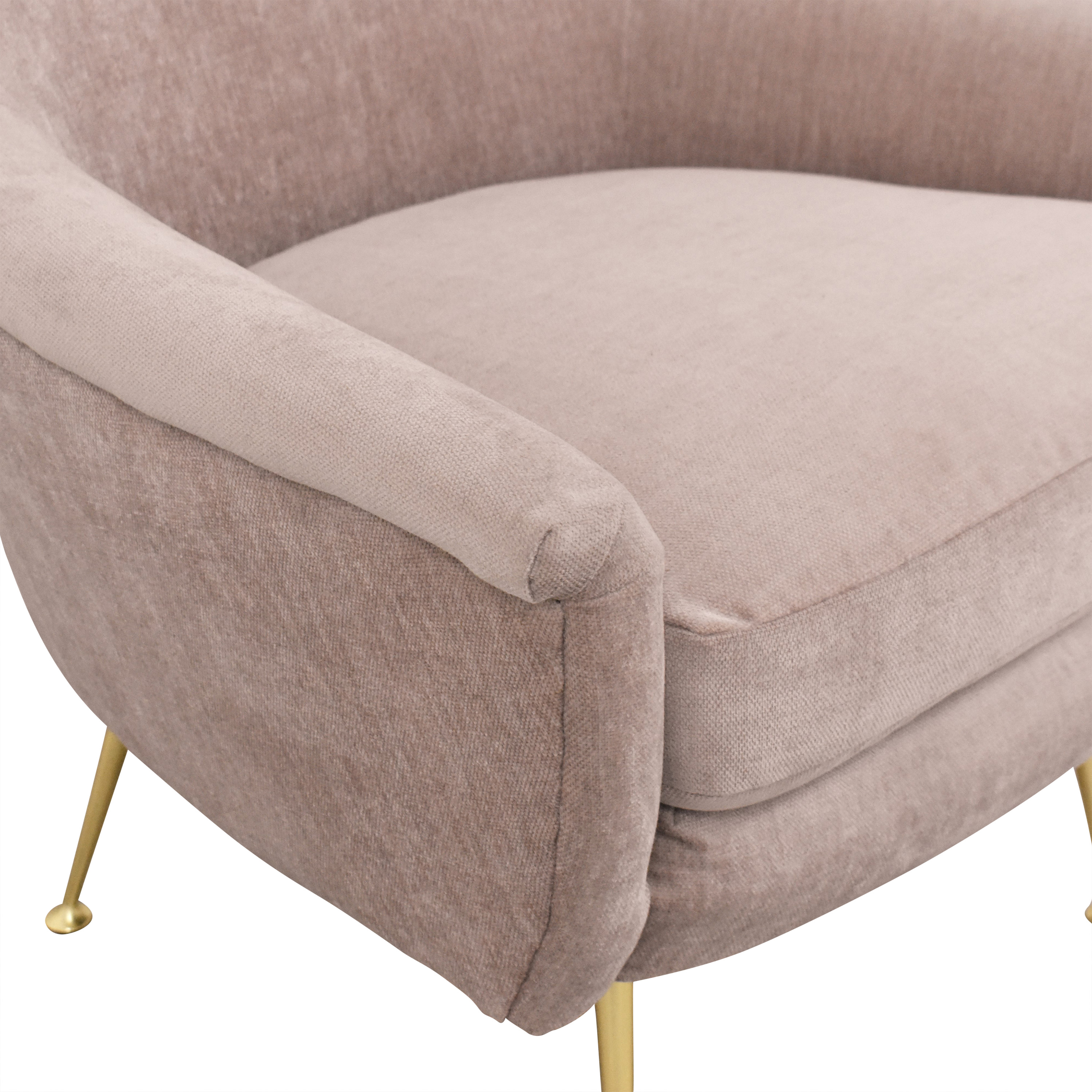 West Elm Phoebe Accent Chair / Accent Chairs