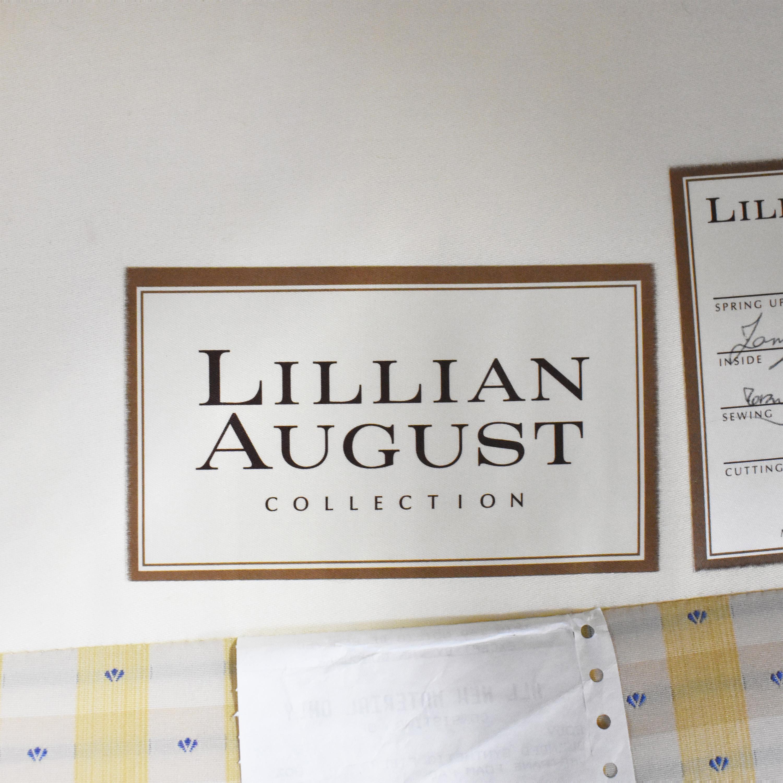 Lillian August Lillian August Tufted Arm Chair pa