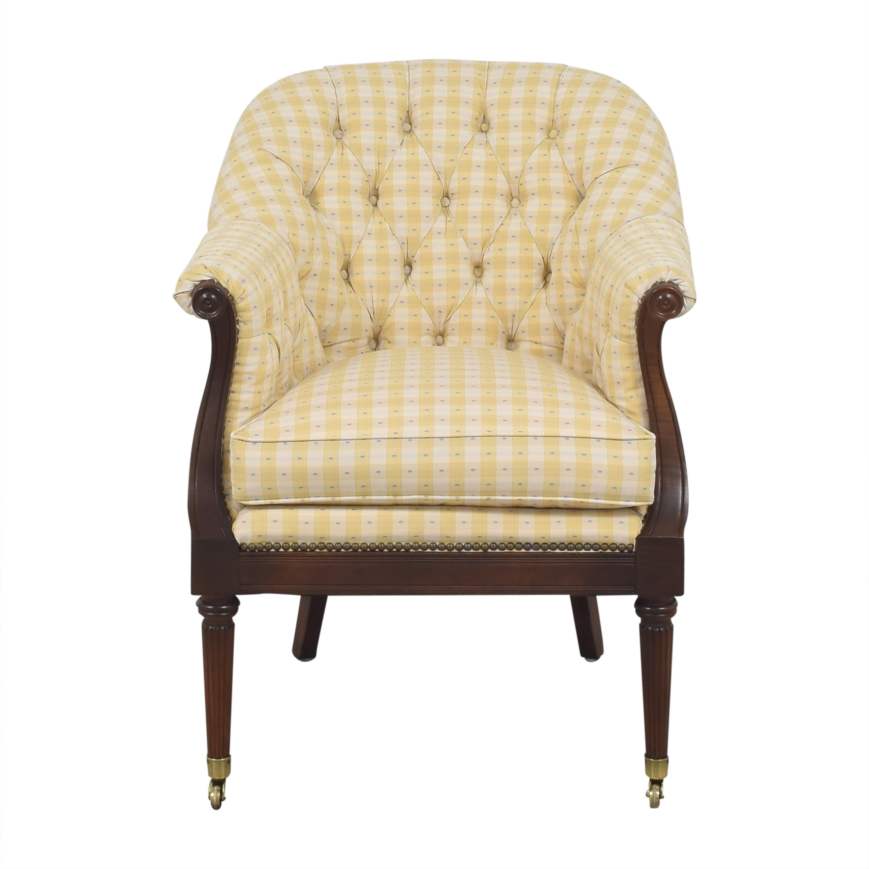 Lillian August Lillian August Tufted Arm Chair nyc