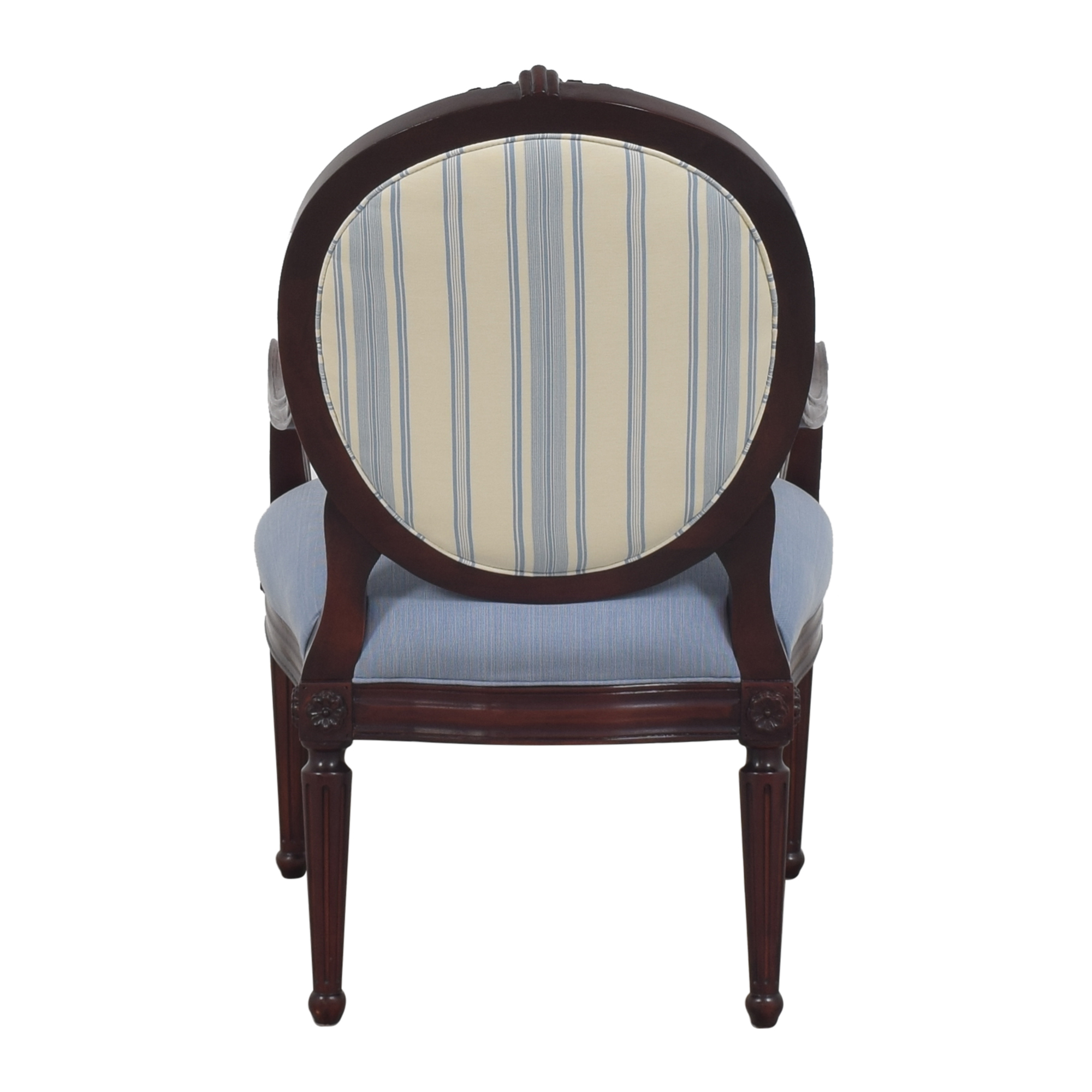 Hancock and Moore Hancock and Moore Circle Back Accent Chair ma