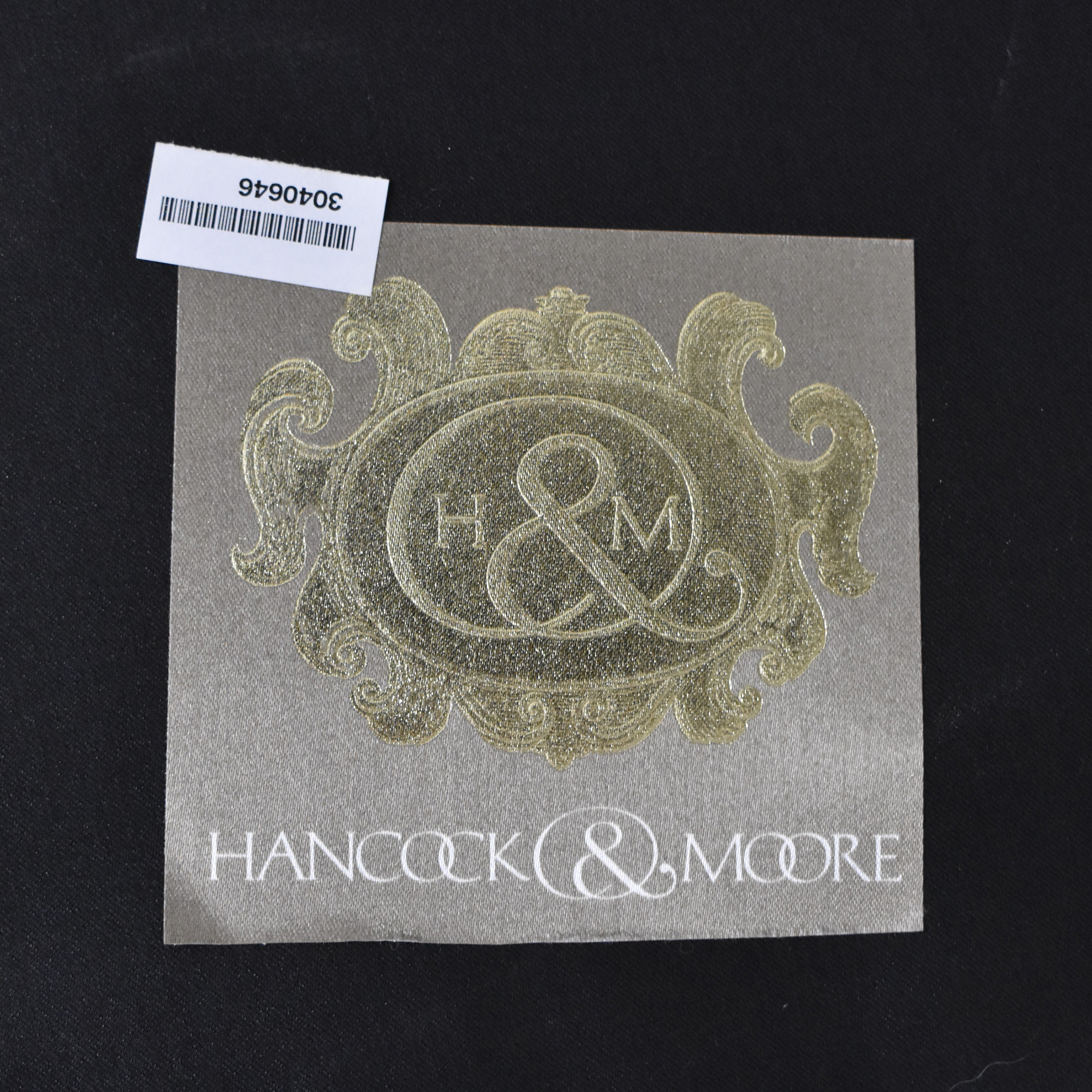 shop Hancock and Moore Hancock and Moore Circle Back Accent Chair online