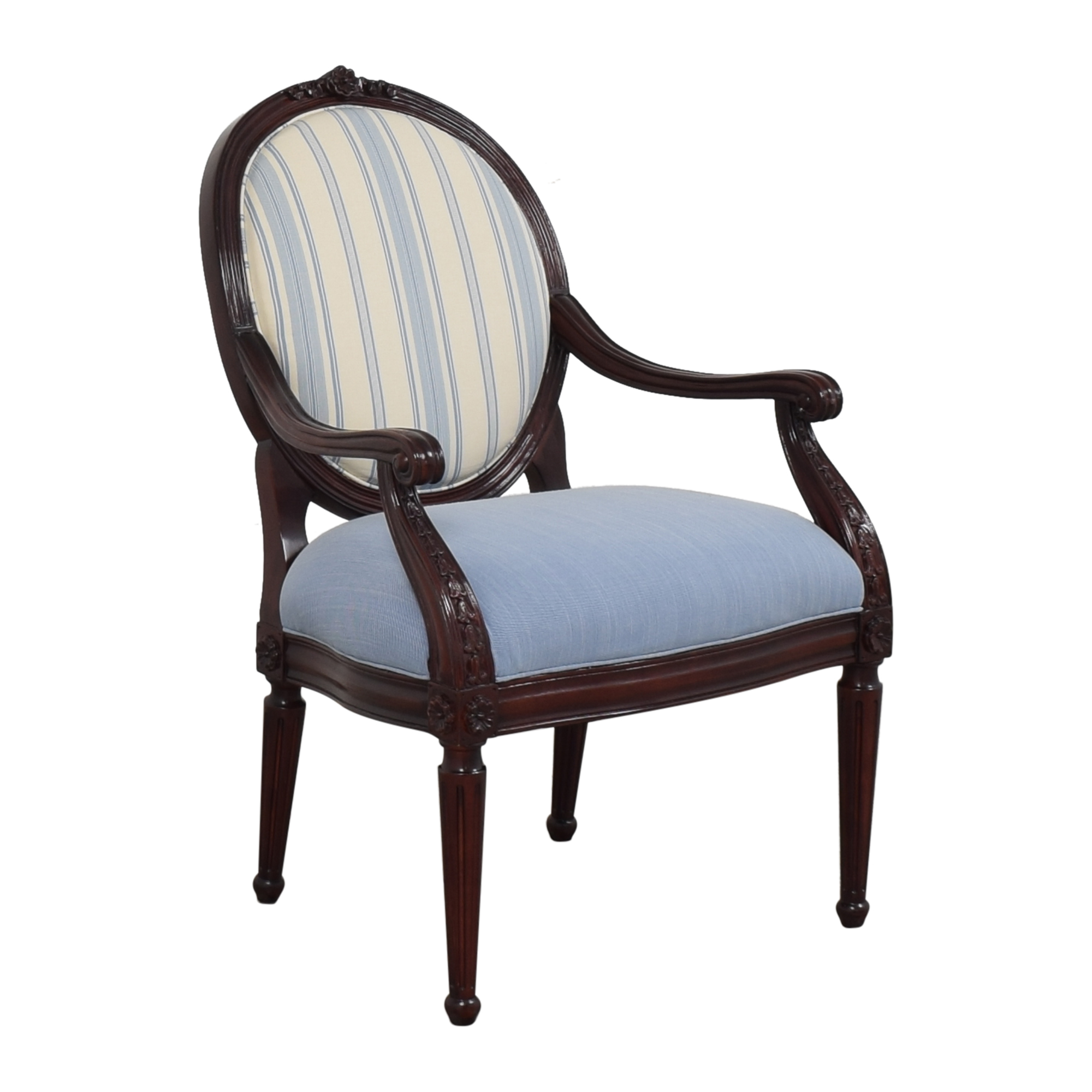 Hancock and Moore Hancock and Moore Circle Back Accent Chair on sale