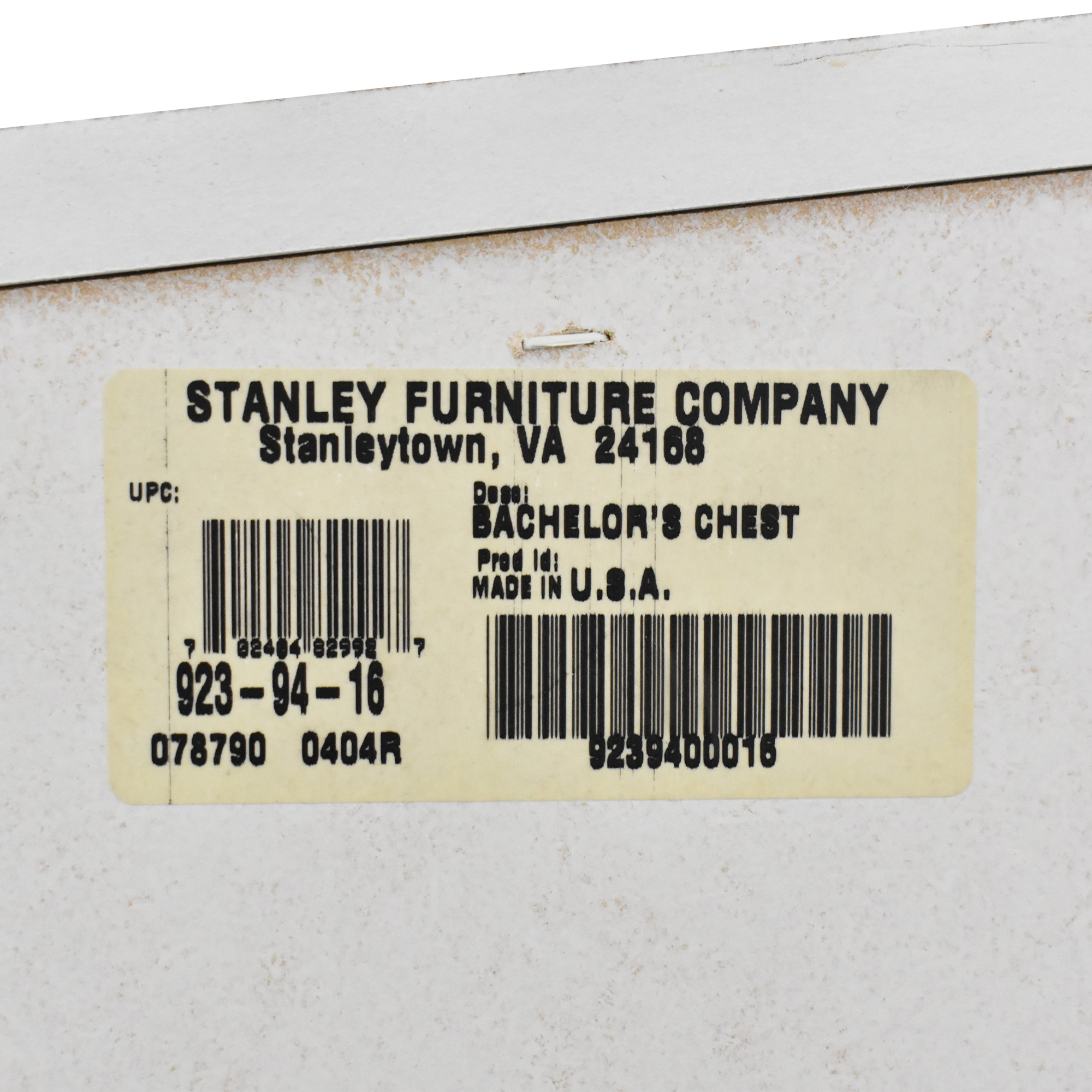 Stanley Furniture Stanley Furniture Bachelor's Chest nyc