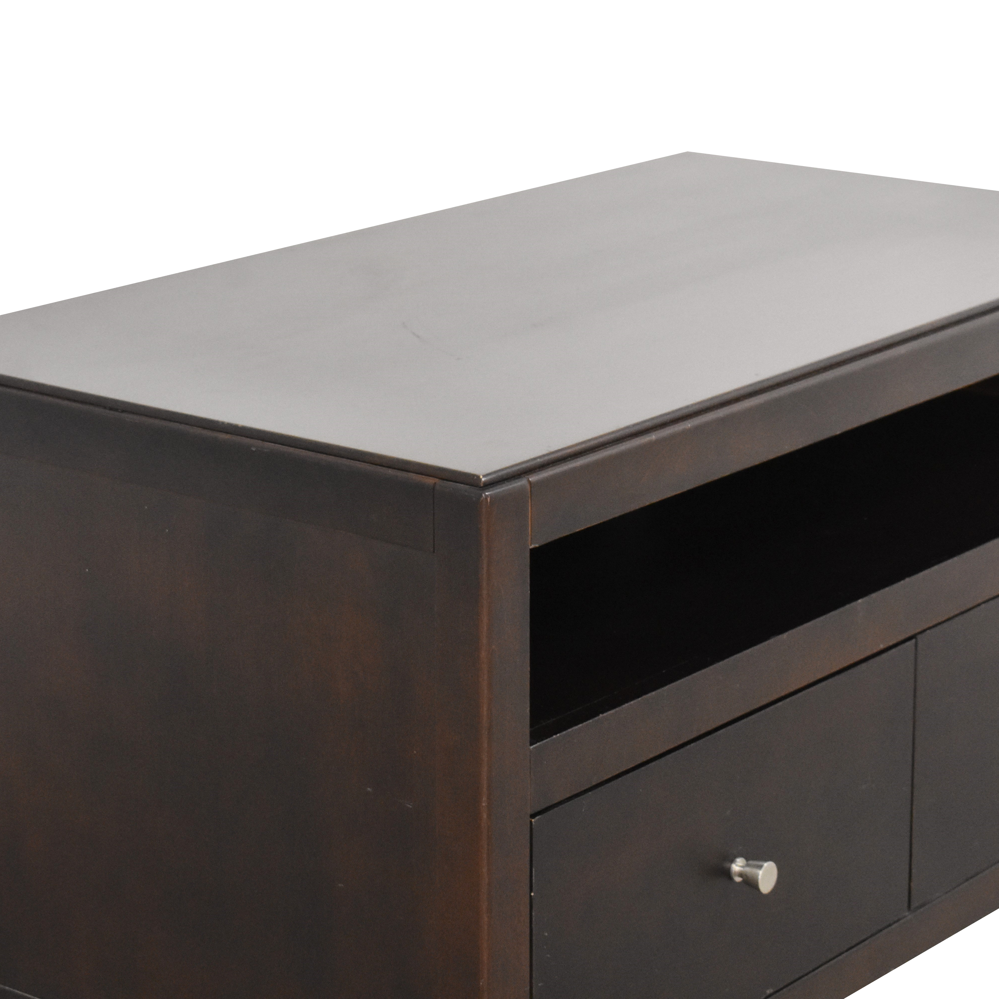 Two Drawer Media Console / Media Units