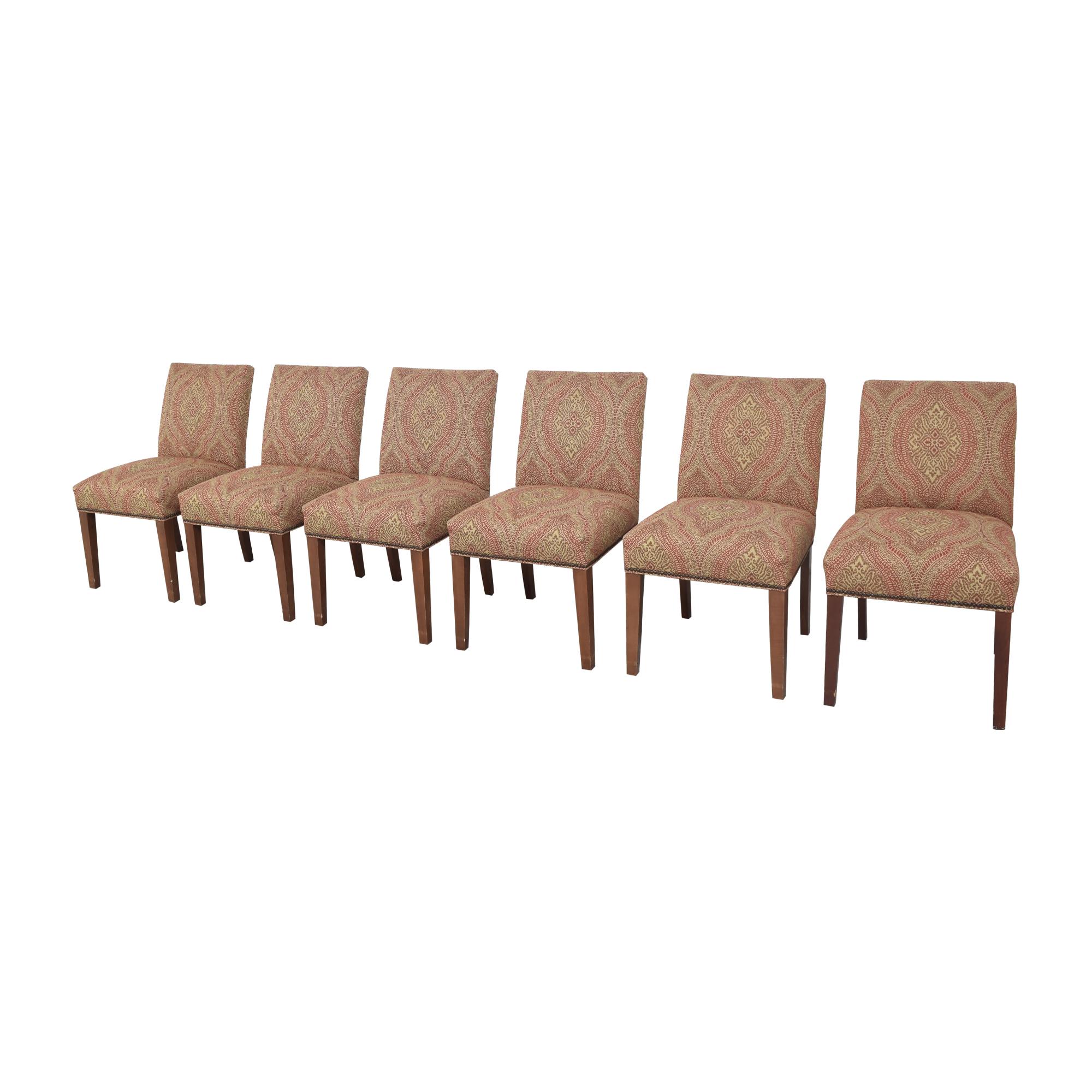 Ethan Allen Ethan Allen Sebago Dining Chairs on sale