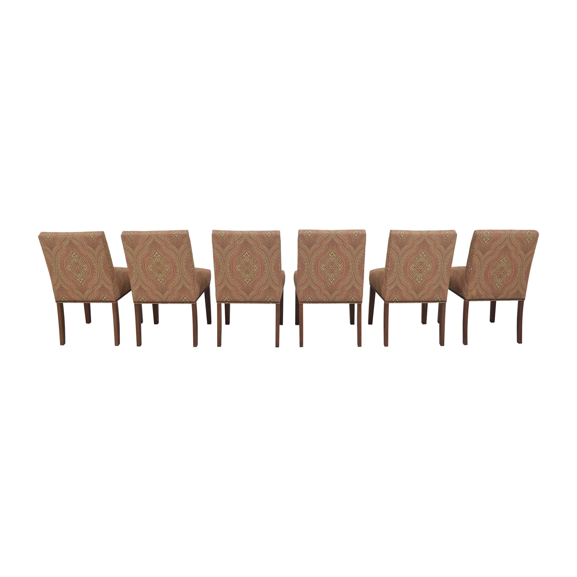 Ethan Allen Sebago Dining Chairs sale