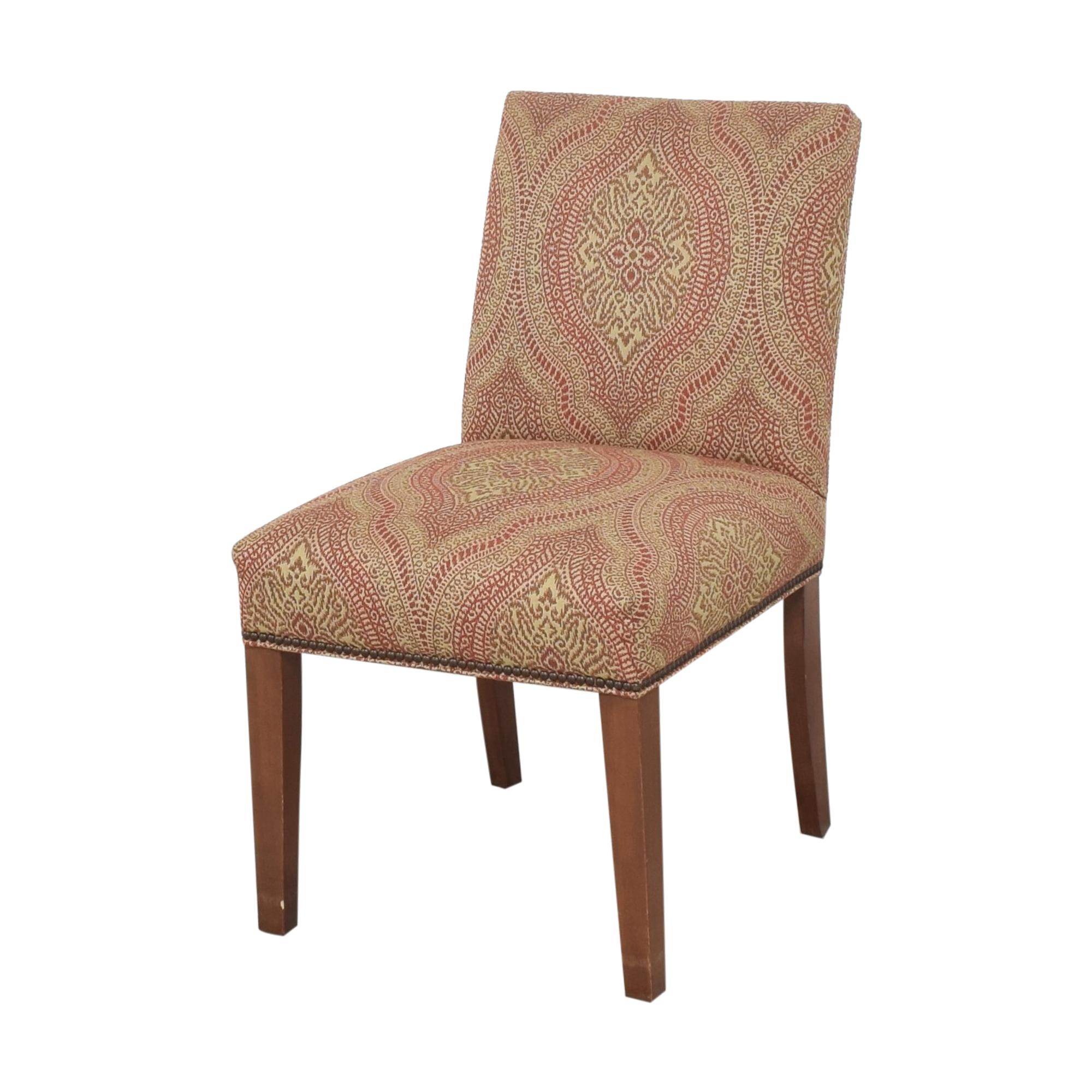 shop Ethan Allen Sebago Dining Chairs Ethan Allen Chairs
