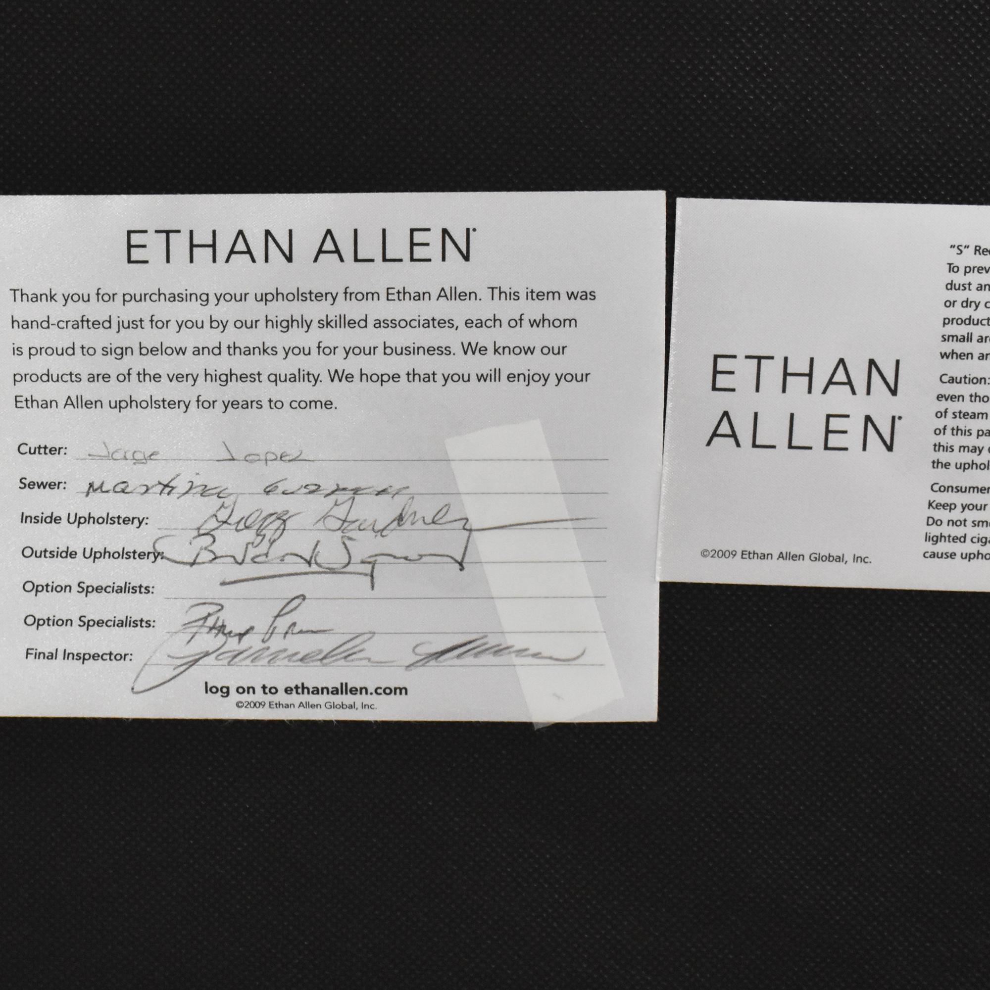 Ethan Allen Ethan Allen Sebago Dining Chairs ma