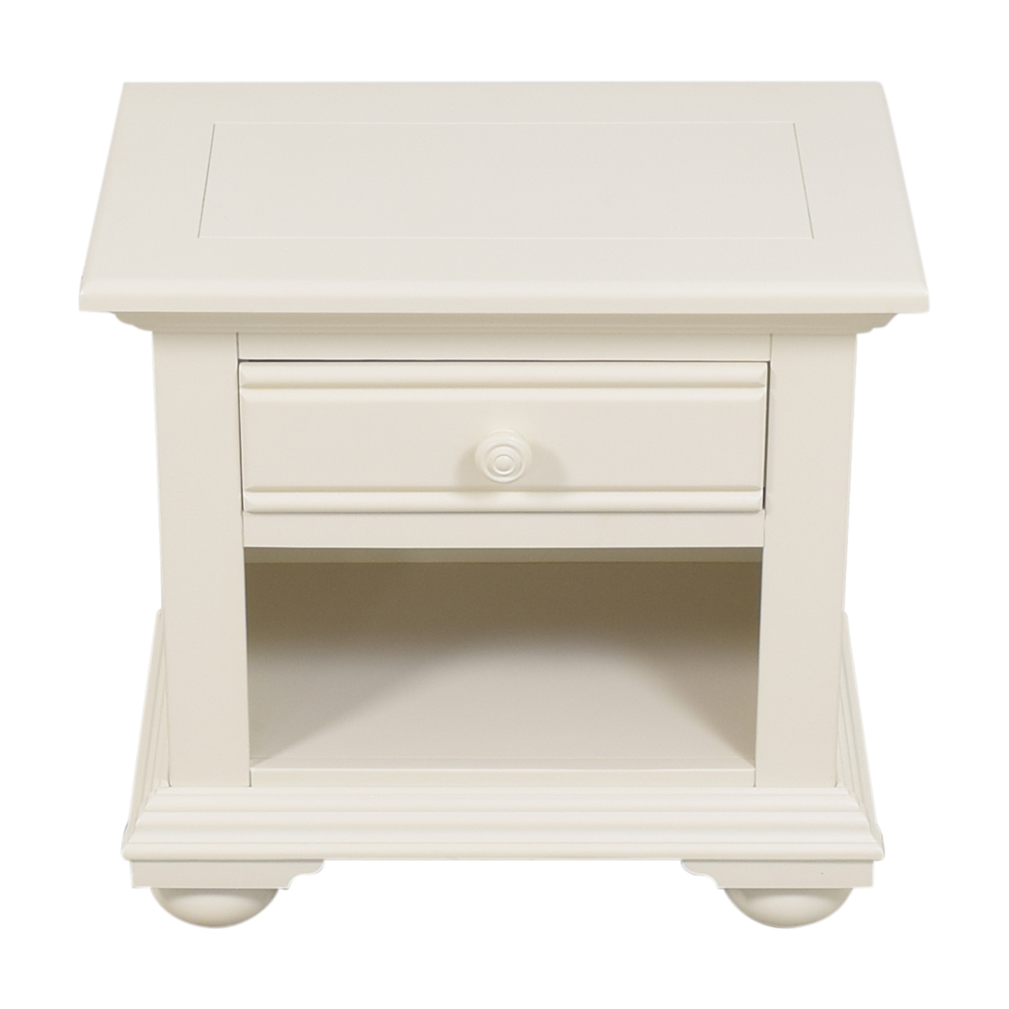 buy American Woodcrafters Single Drawer Nightstand American Woodcrafters Tables