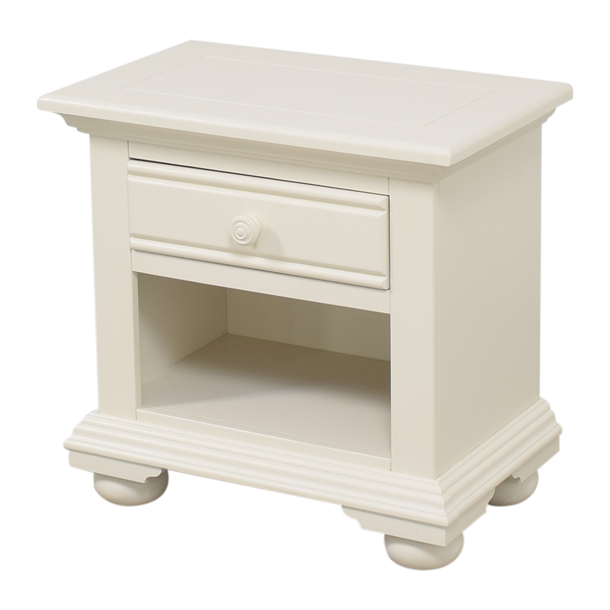 shop American Woodcrafters Single Drawer Nightstand American Woodcrafters End Tables