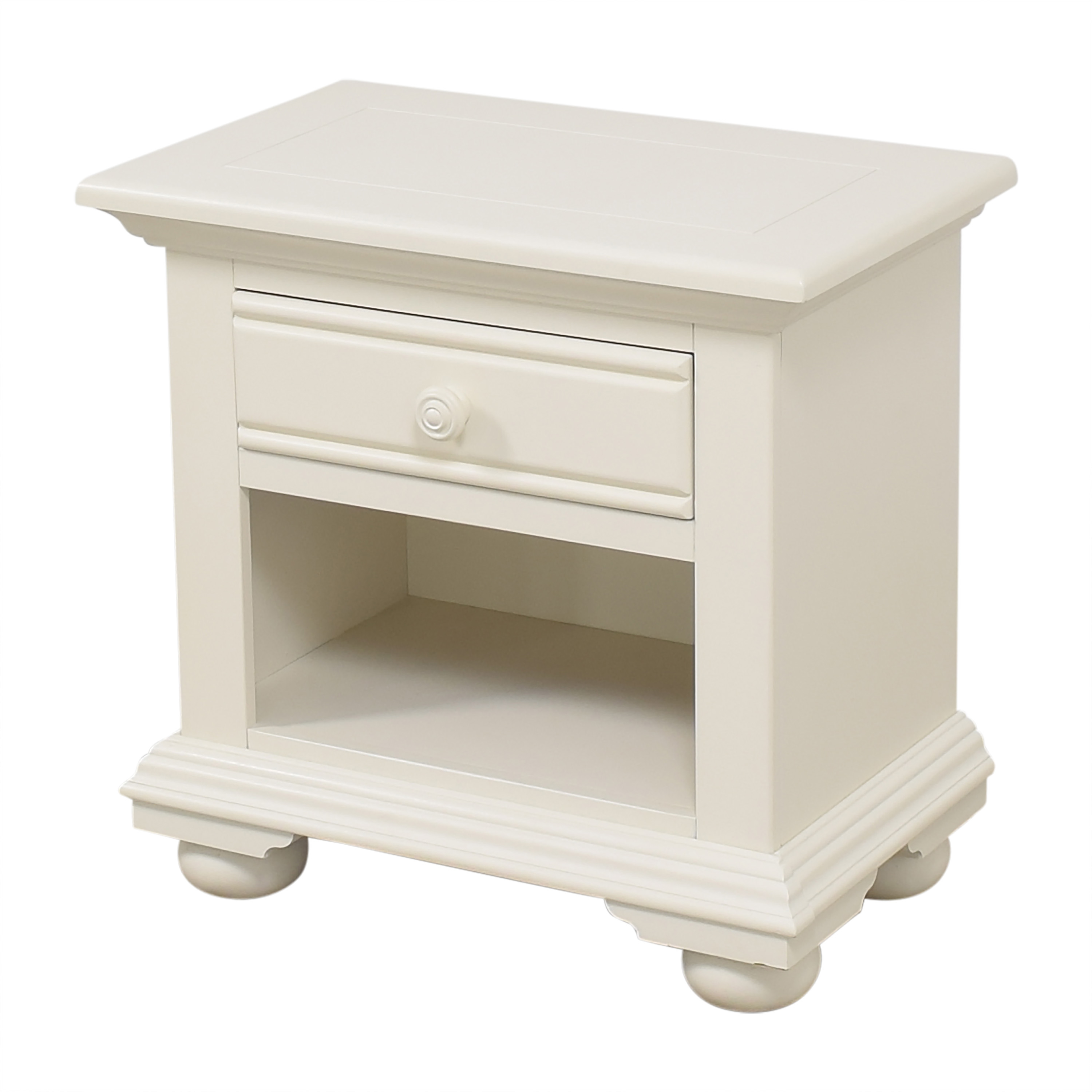 shop American Woodcrafters Cottage Traditions Nightstand American Woodcrafters