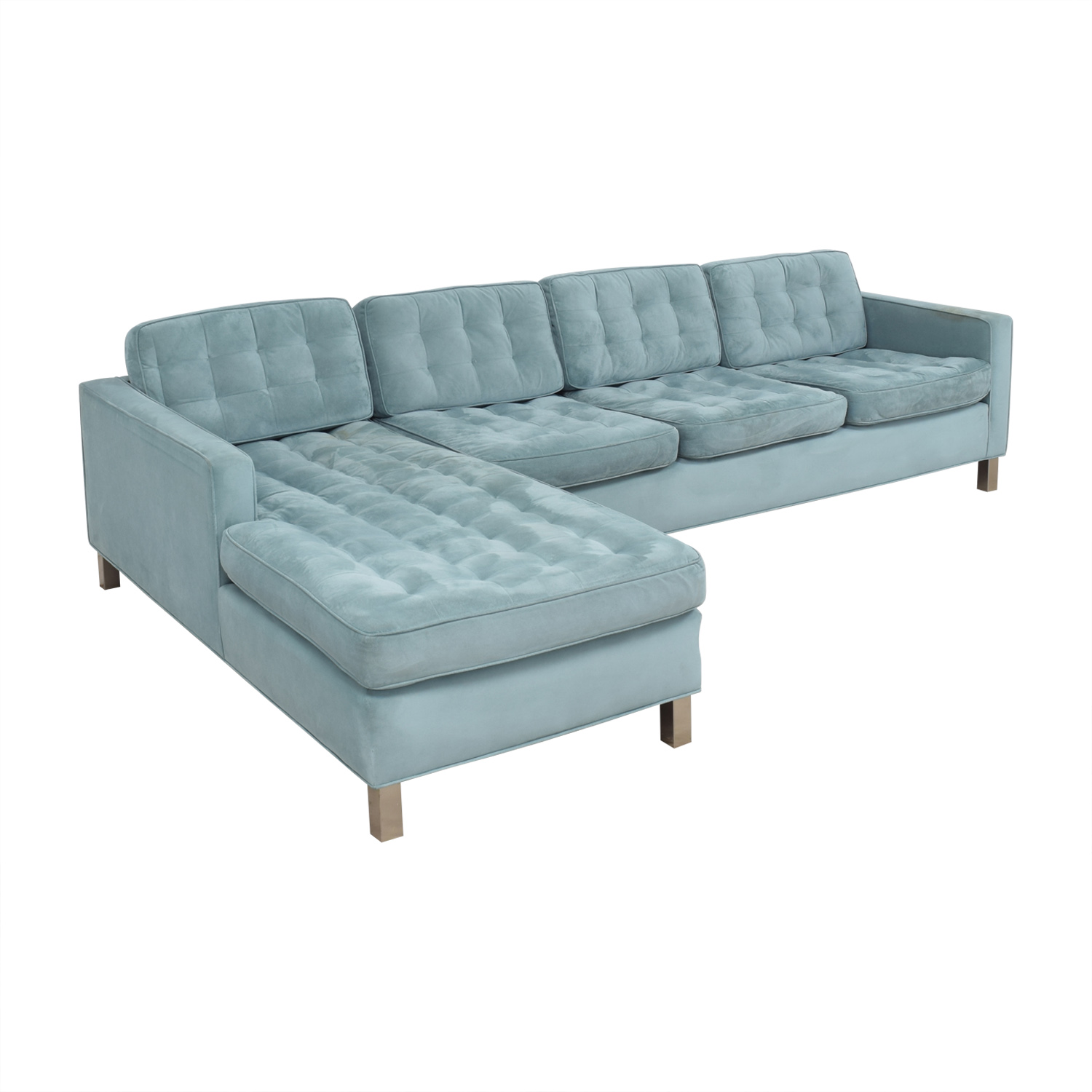 Dune Climate Sectional Sofa by Richard Shemtov sale