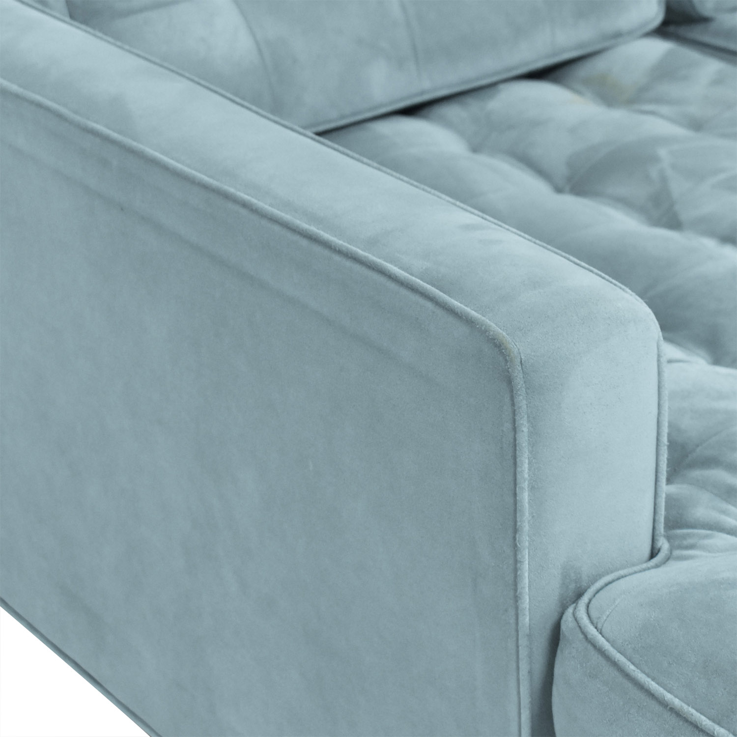 Dune Dune Climate Sectional Sofa by Richard Shemtov for sale