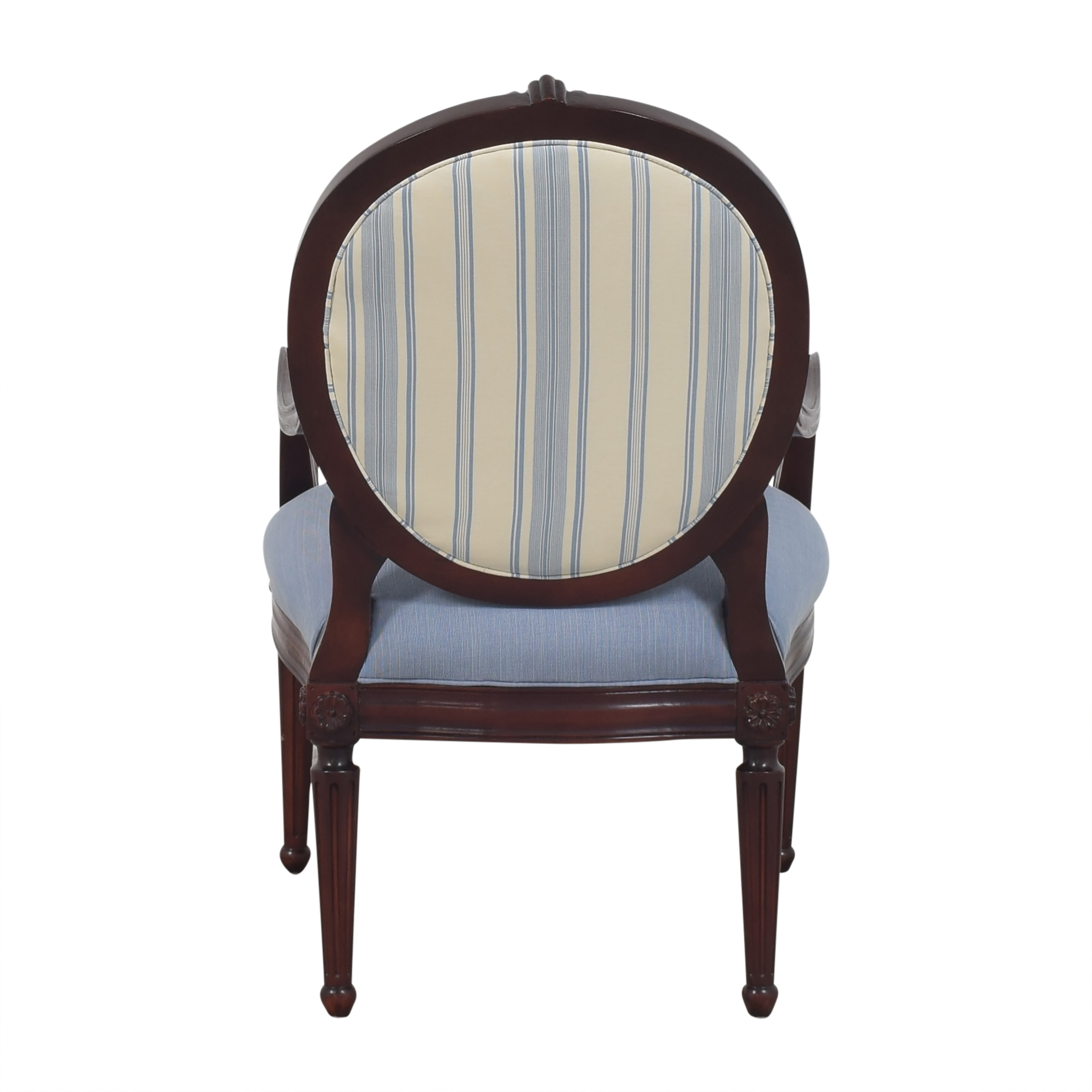 Hancock and Moore Hancock and Moore Circle Back Accent Chair discount
