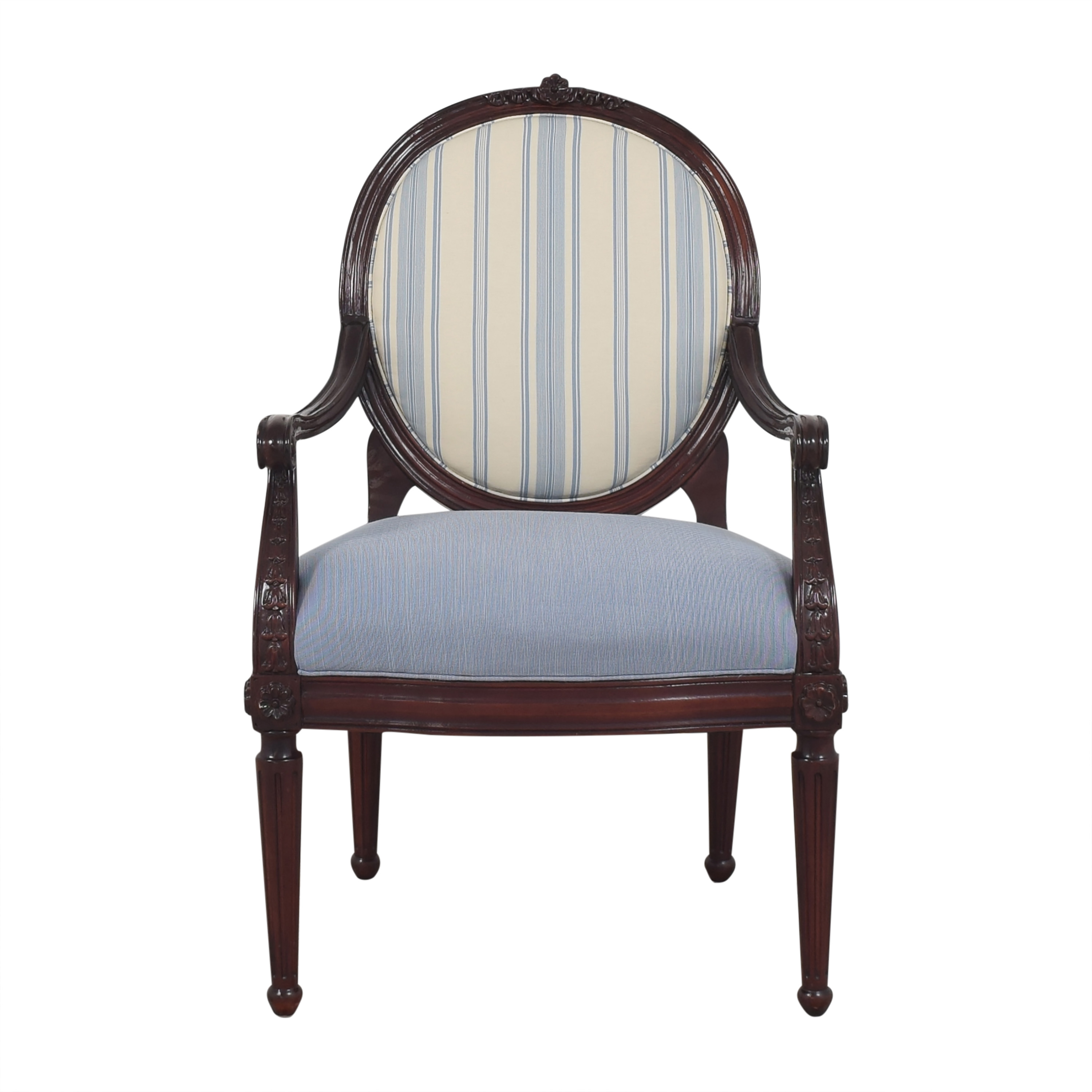 Hancock and Moore Hancock and Moore Circle Back Accent Chair price