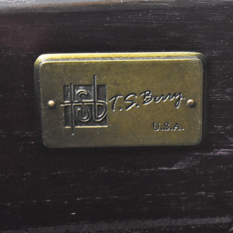 buy T.S. Berry T.S. Berry Three Drawer Nightstand online