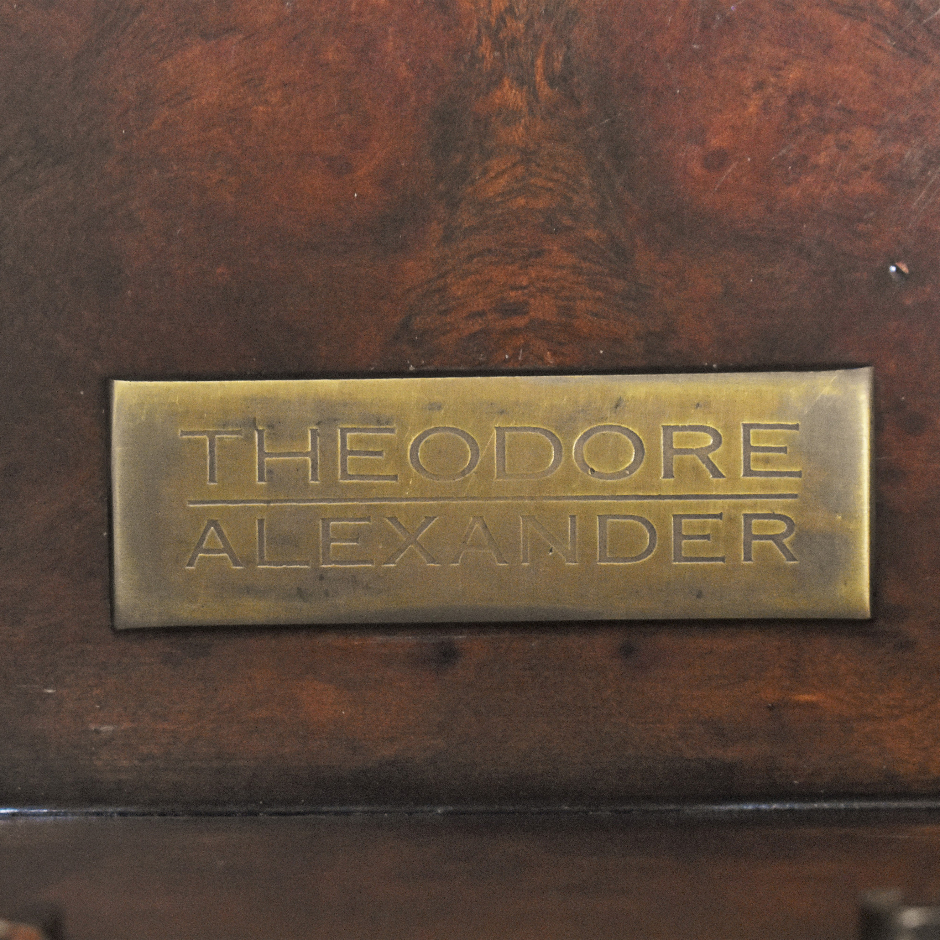 Theodore Alexander Theodore Alexander Hill House Five Drawer Chest for sale